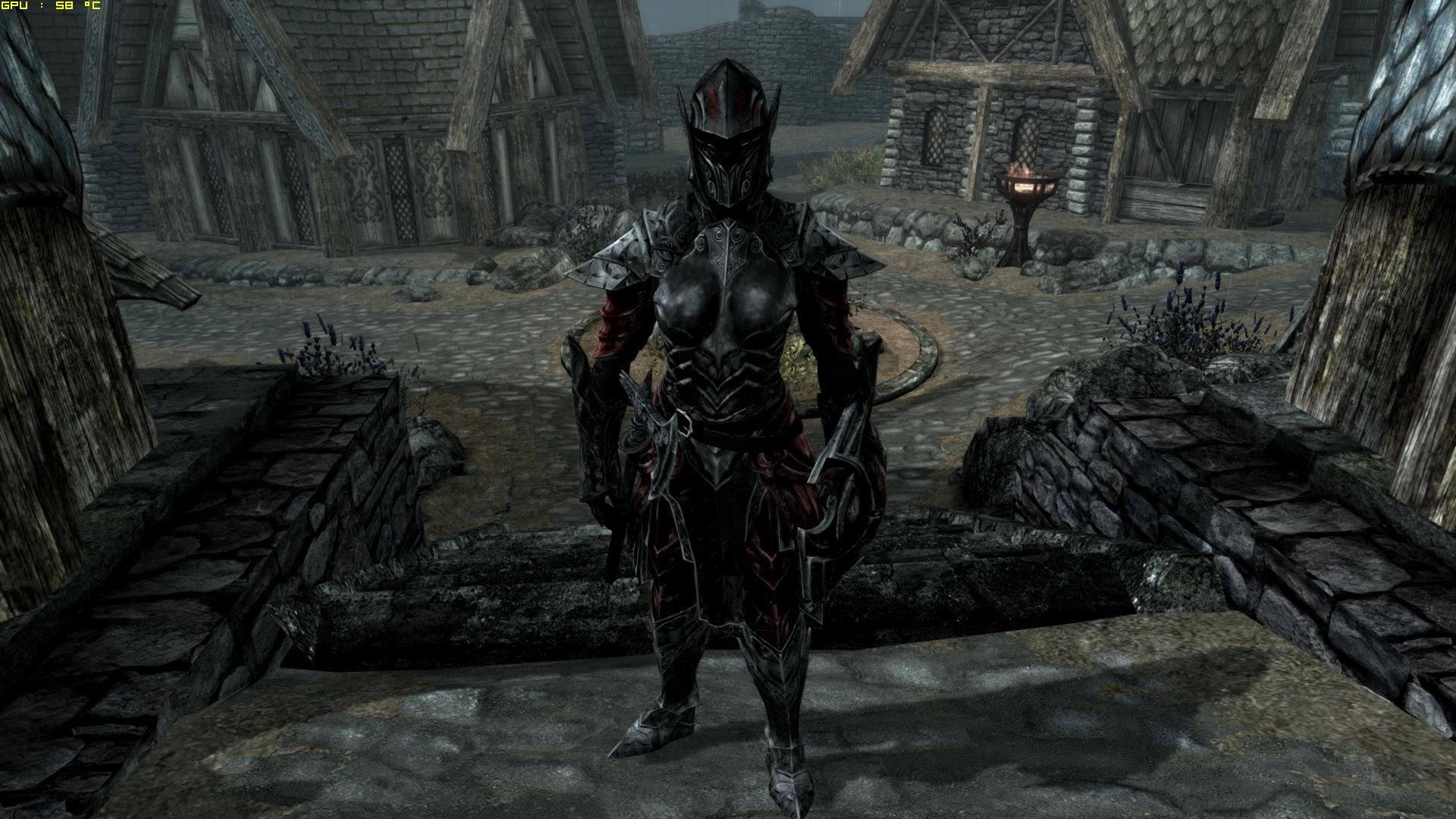Ebony Armor 2 03 December 2011