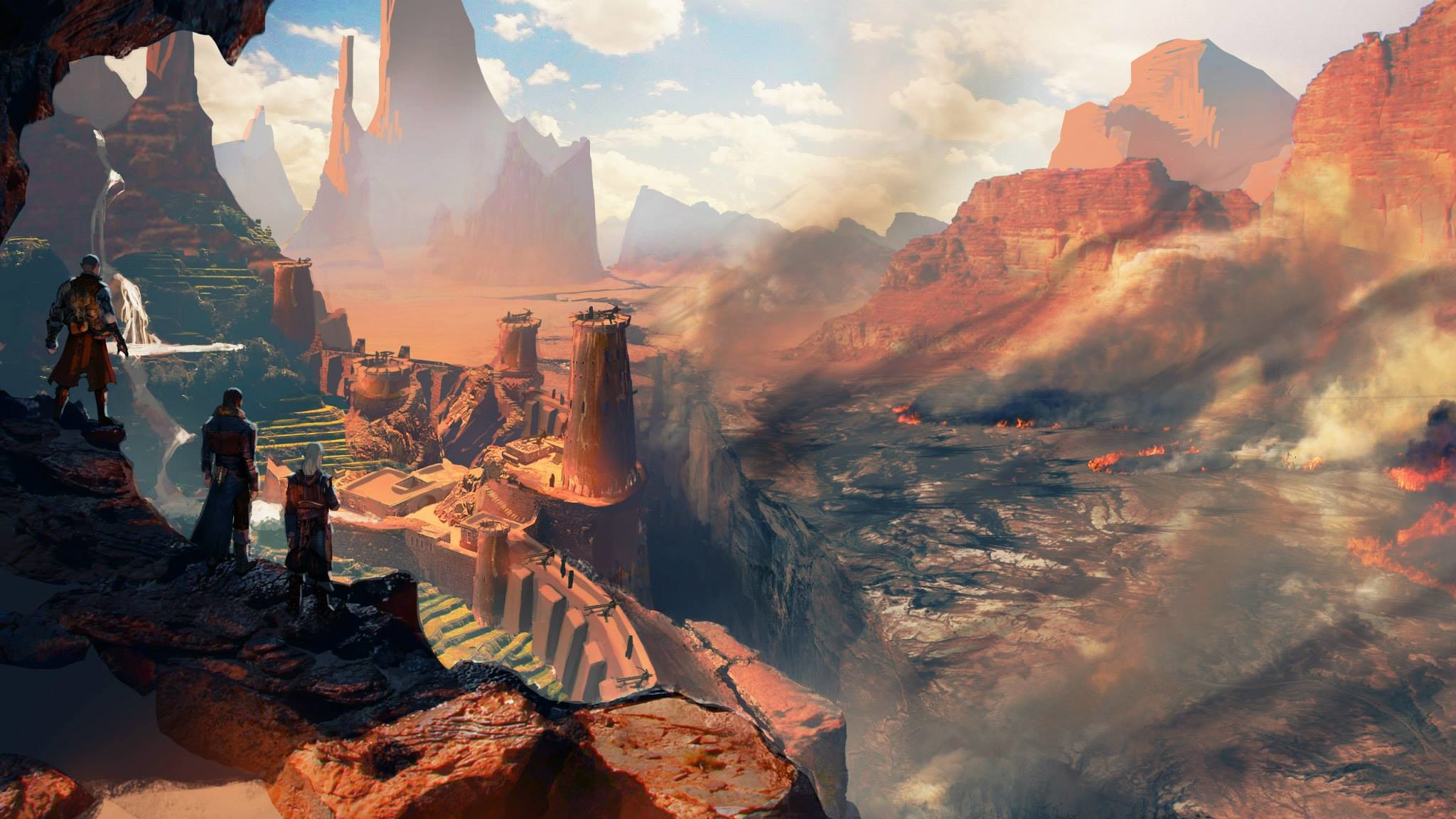 Dragon Age: Inquisition · HD Wallpaper | Background ID:535441