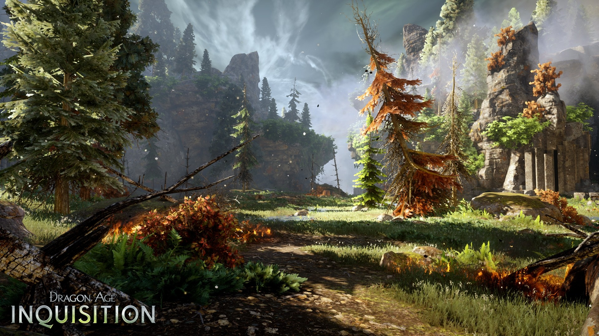 194 Dragon Age: Inquisition HD Wallpapers | Backgrounds – Wallpaper Abyss –  Page 3