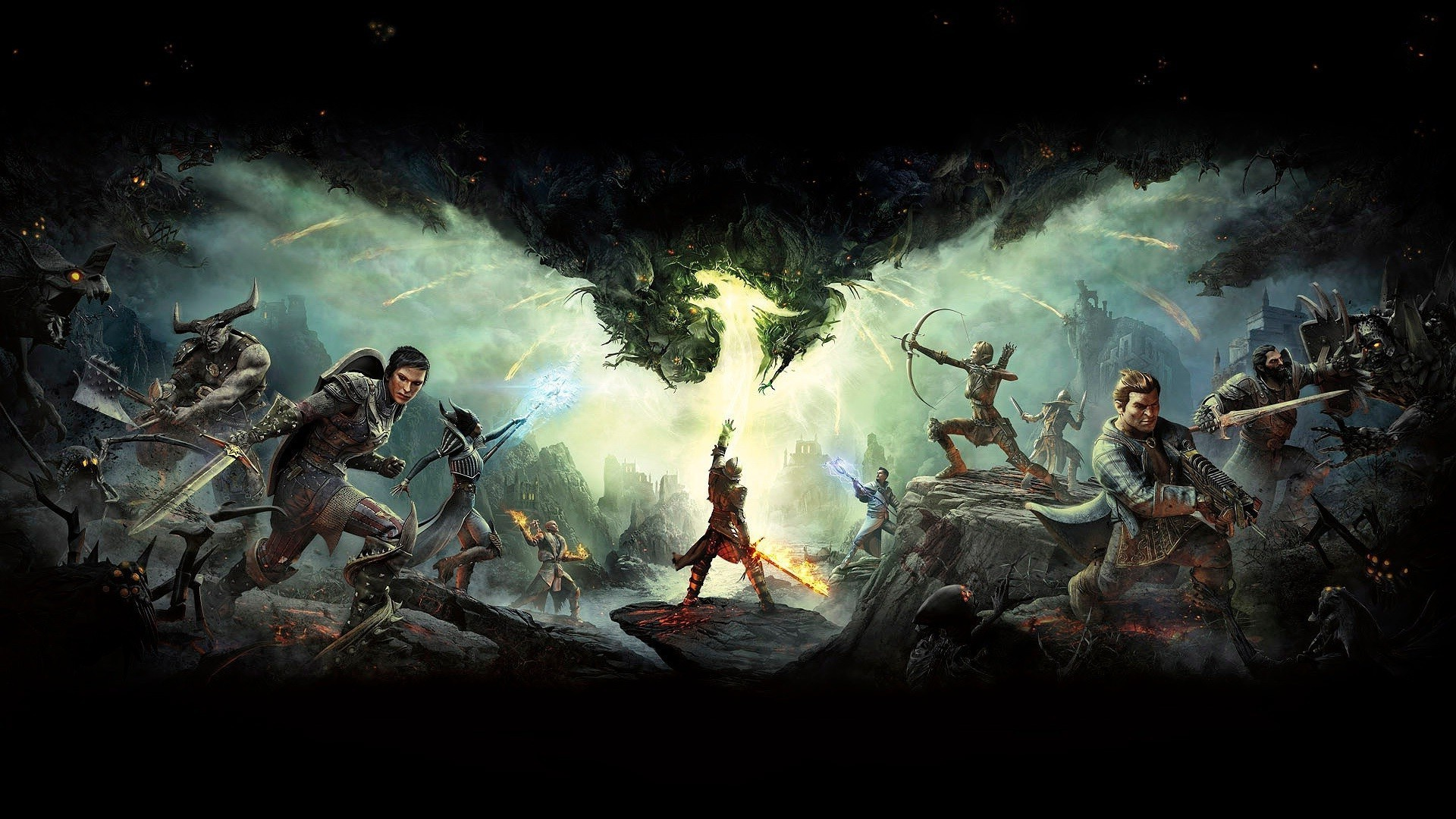 Dragon Age: Inquisition – Nobody Was Expecting Them!