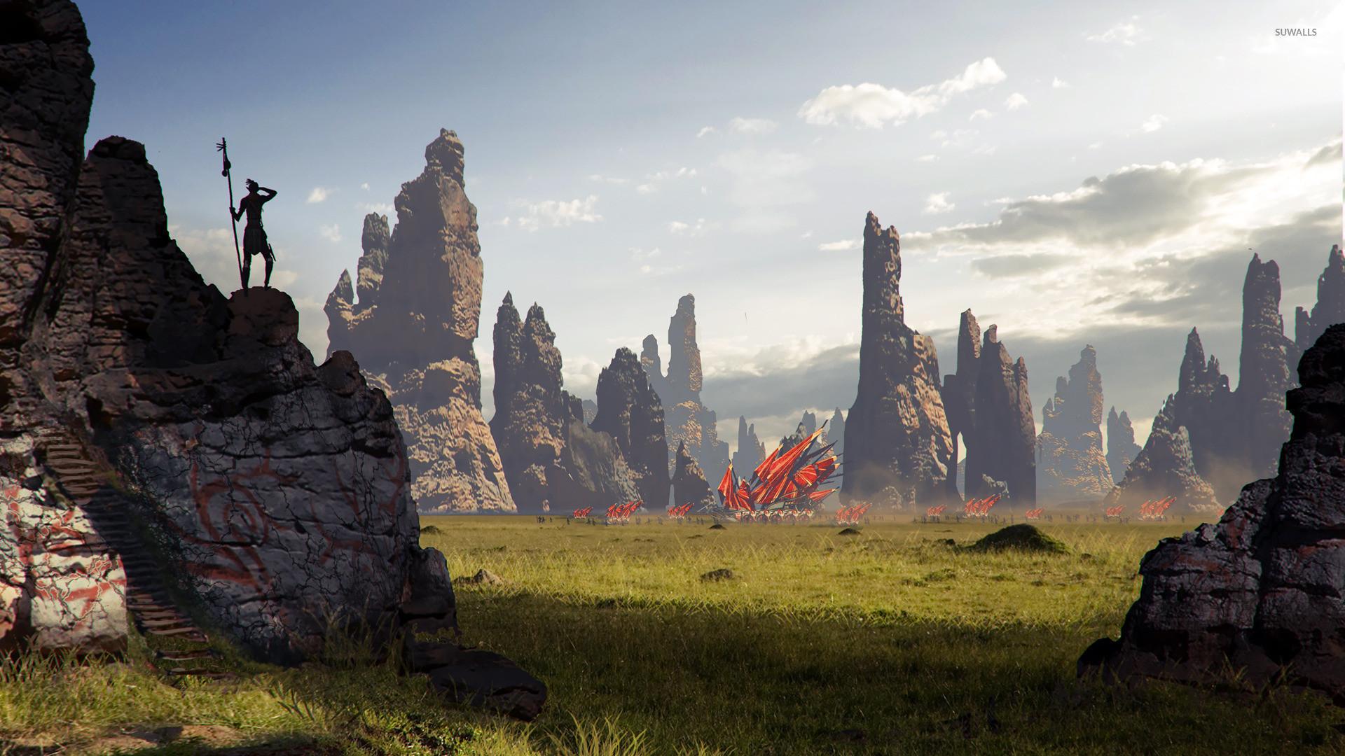 Dragon Age: Inquisition [2] wallpaper jpg