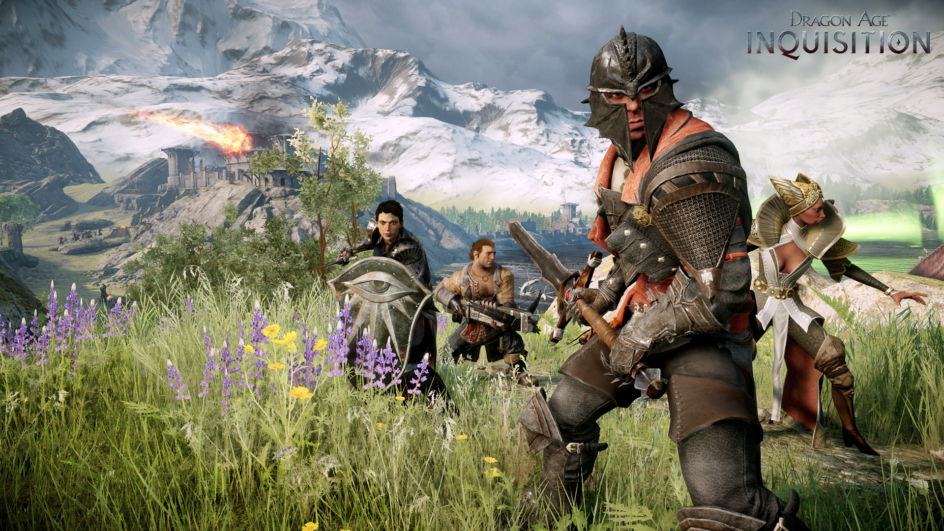 dragon age inquisition game wallpaper
