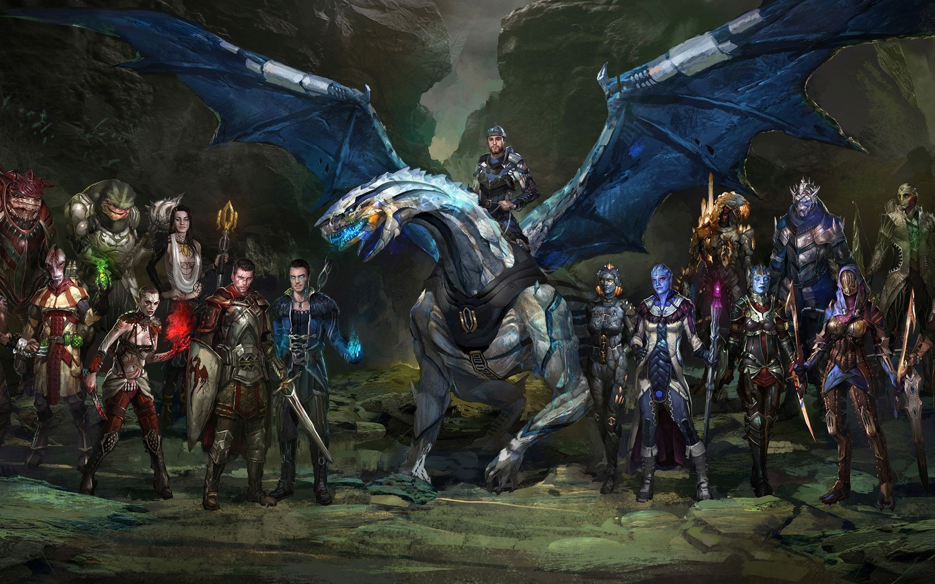 84 Dragon Age Inquisition