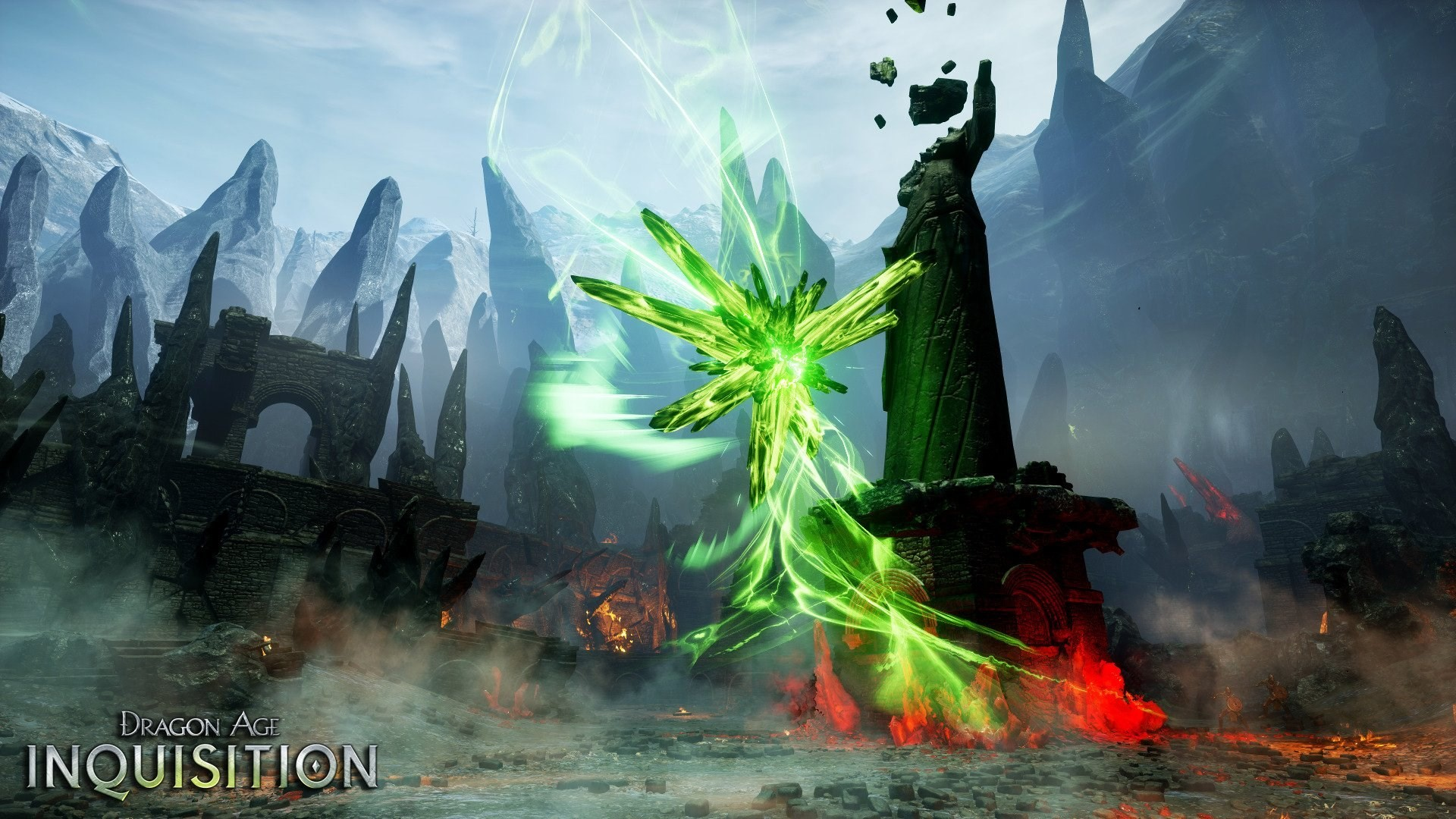 dragon age inquisition : Wallpaper Collection