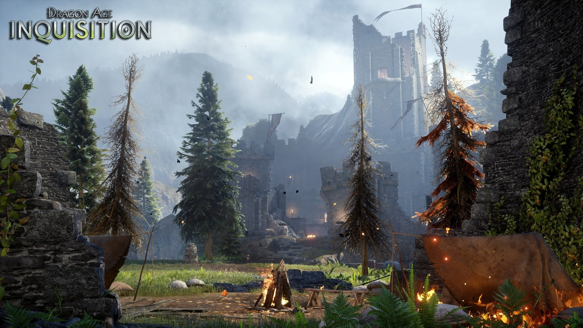 dragon age inquisition : Wallpaper Collection 1920×1080