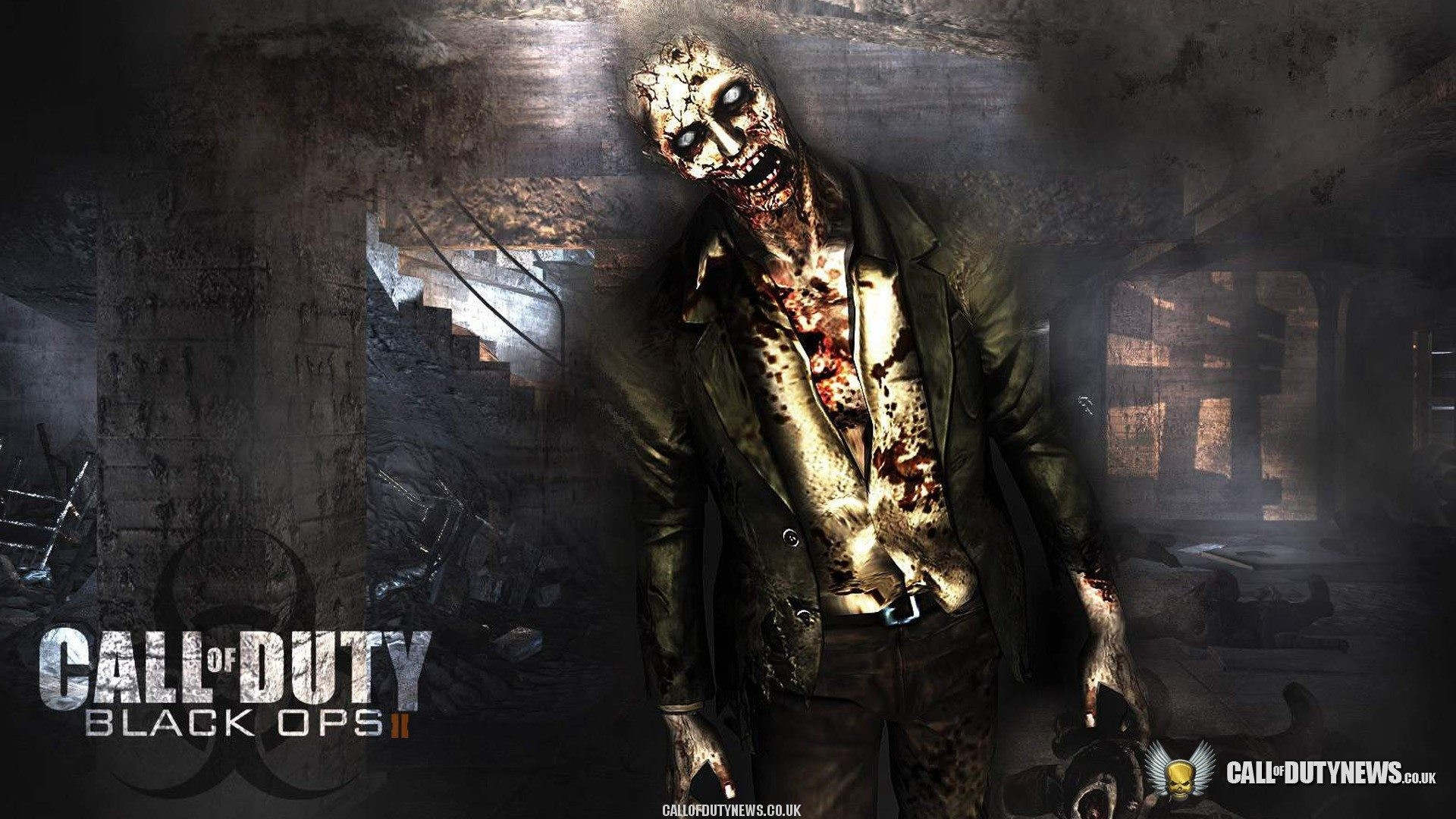 Collection of Call Of Duty Zombies Wallpapers on HDWallpapers 1600×996  Black Ops II Backgrounds