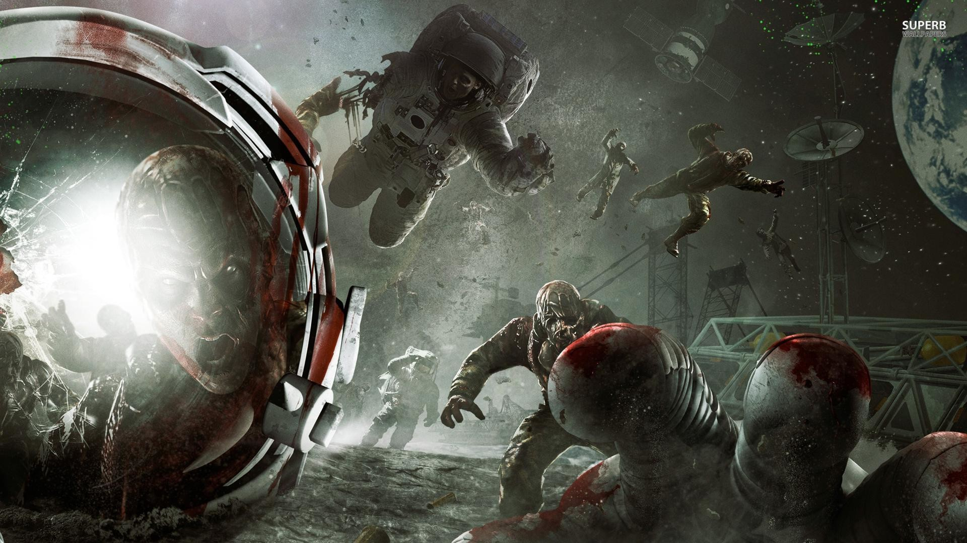 Of Duty Black Ops 2 Zombies Wallpaper Origins HD Wallpaper | GamesHD .