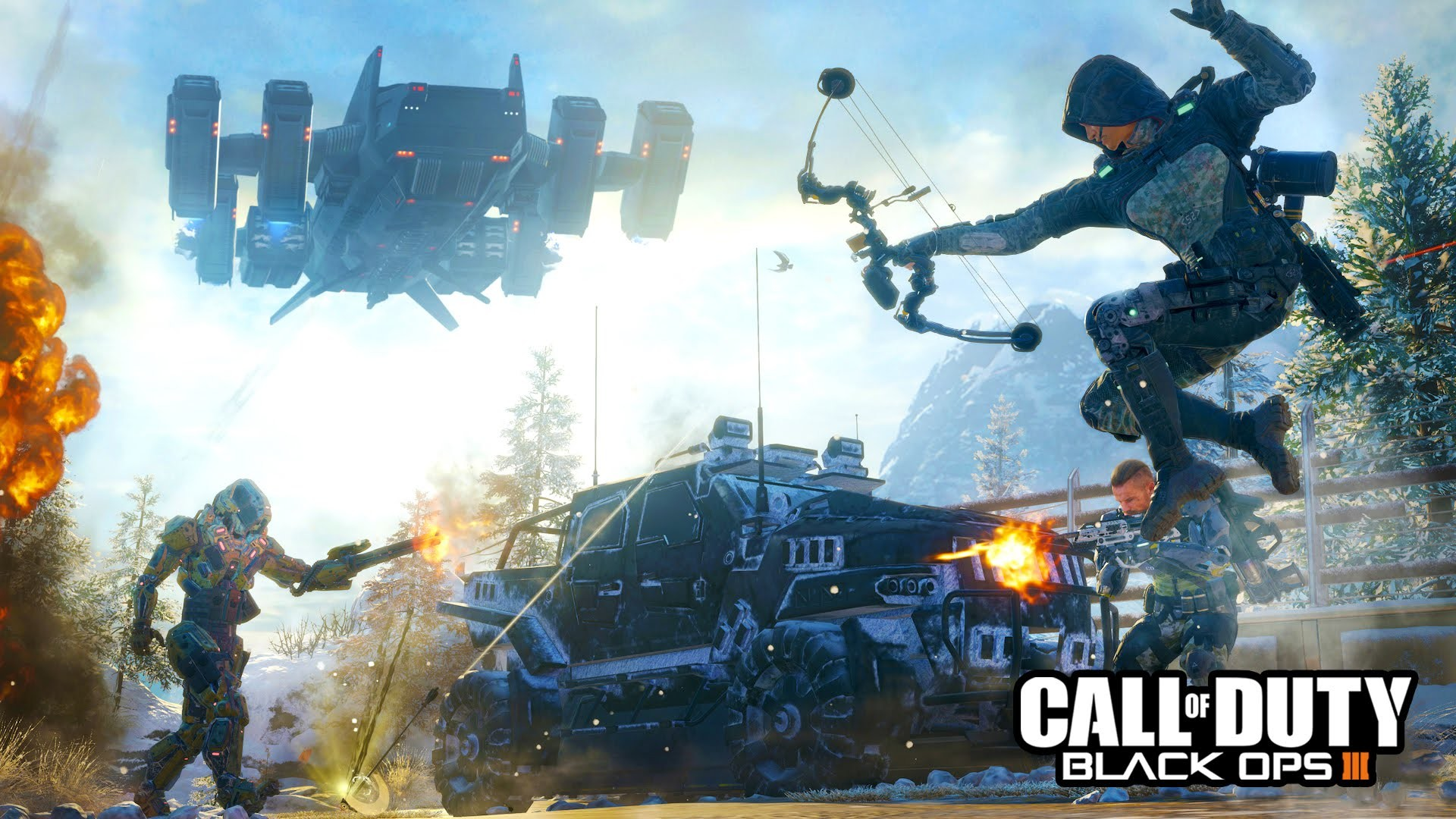Call of Duty: Black Ops 3 – Multiplayer BETA Gameplay LIVE! // Part 3 (Call  of Duty BO3 Multiplayer) – YouTube