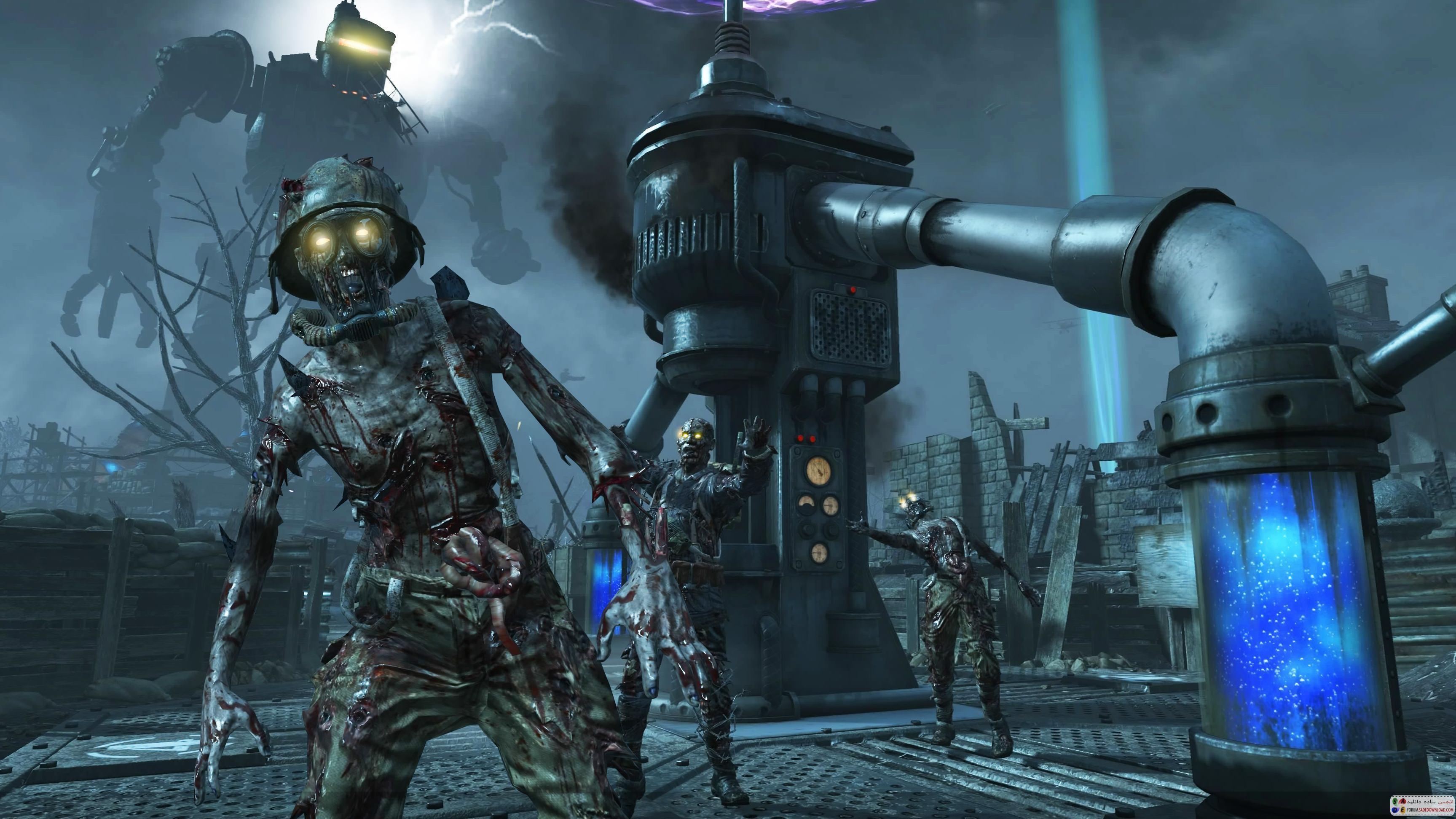 Call Of Duty Black Ops 2 Zombies Wallpaper Origins HD Wallpaper .