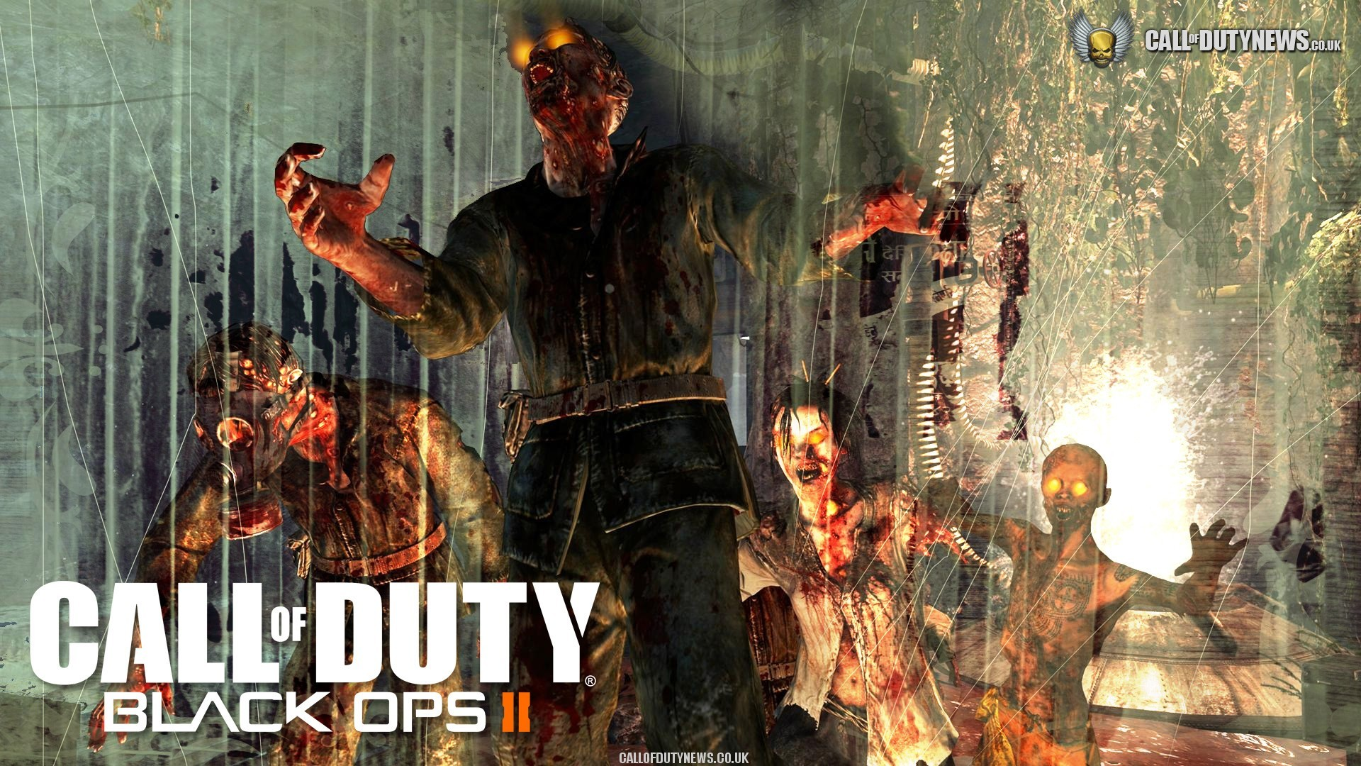 ops 2 zombies wallpaper hdCall Of Duty Black Ops 2 Zombies Preview HD .