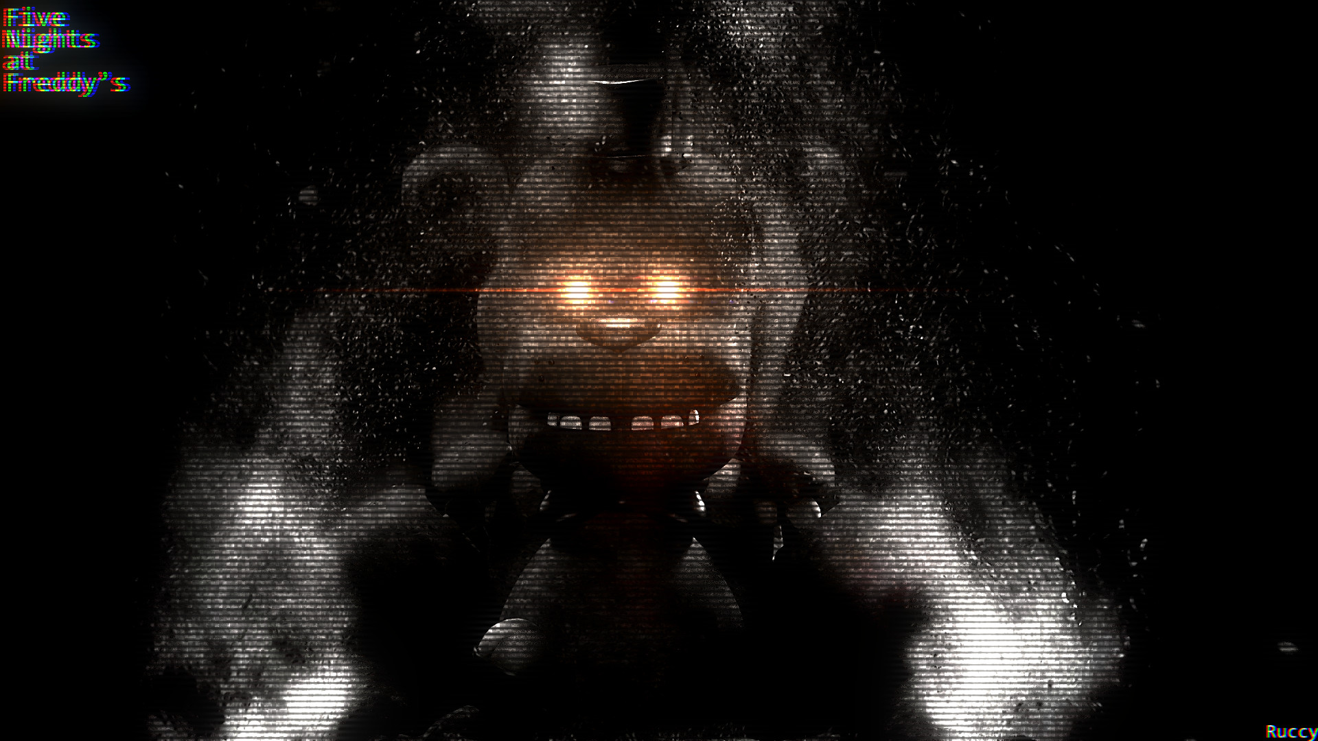 Glitch #1 – Freddy Fazbear by RuccyYT