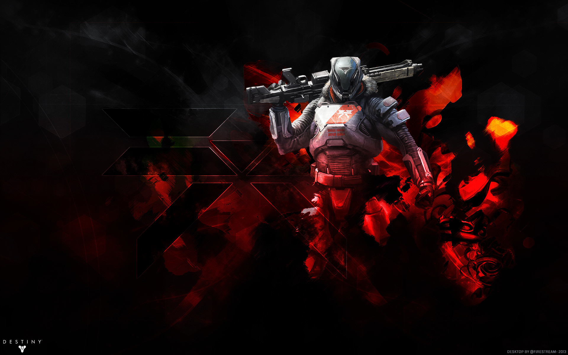 Destiny E3 Titan Desktop : DestinyTheGame