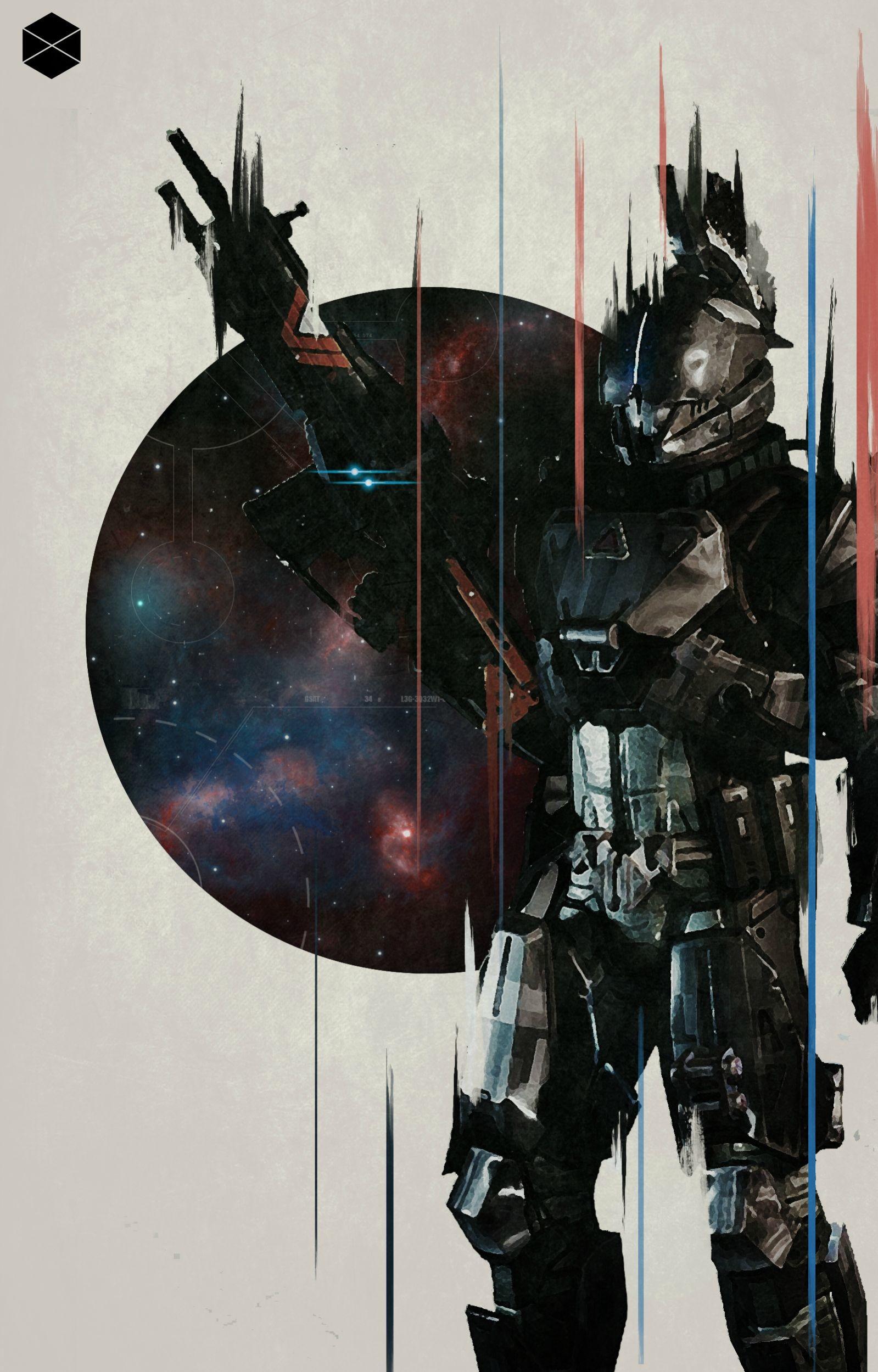 Destiny Titan Saint-14
