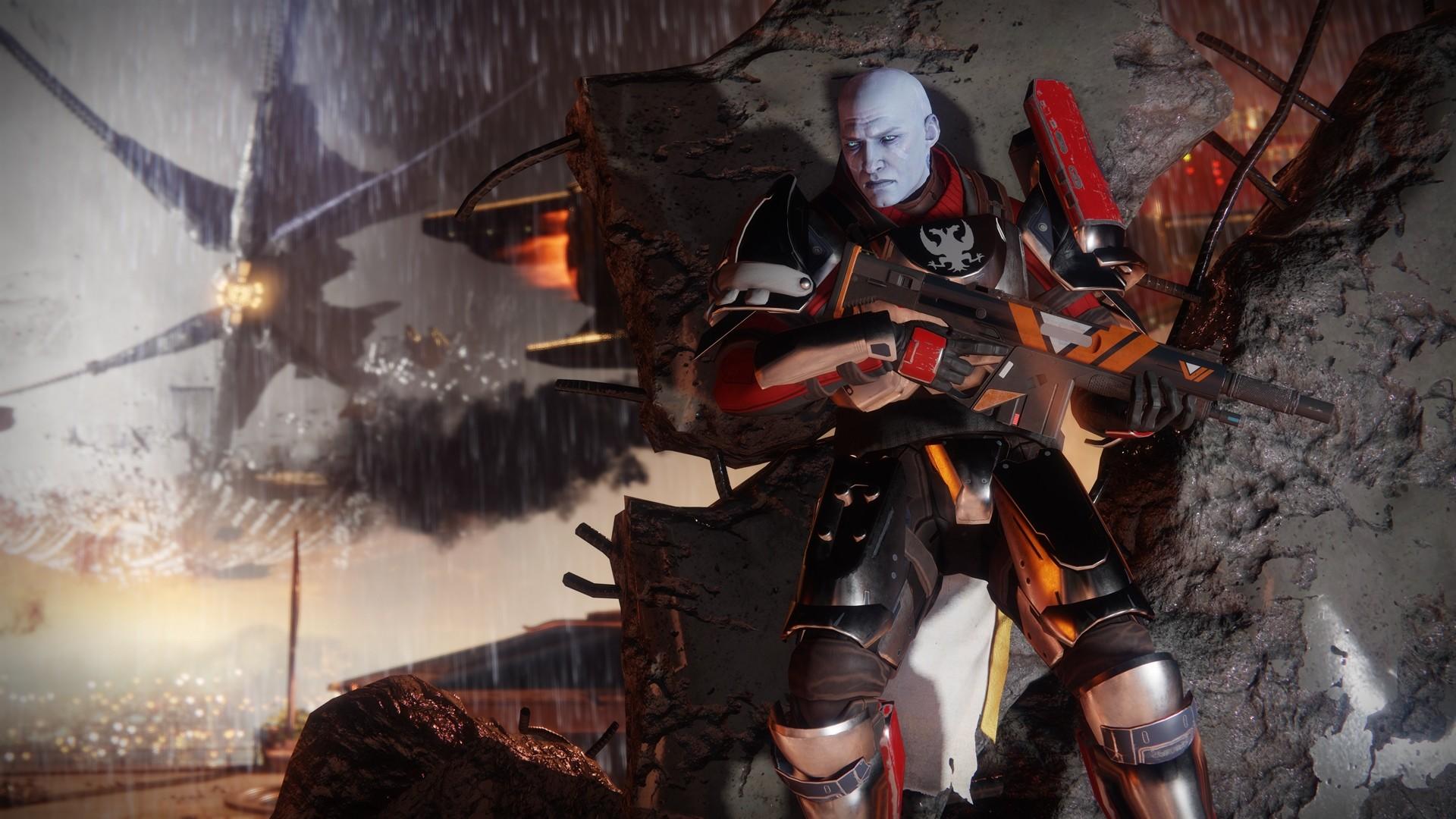 Nice Destiny 2 Zavala Titan Guardian wallpaper