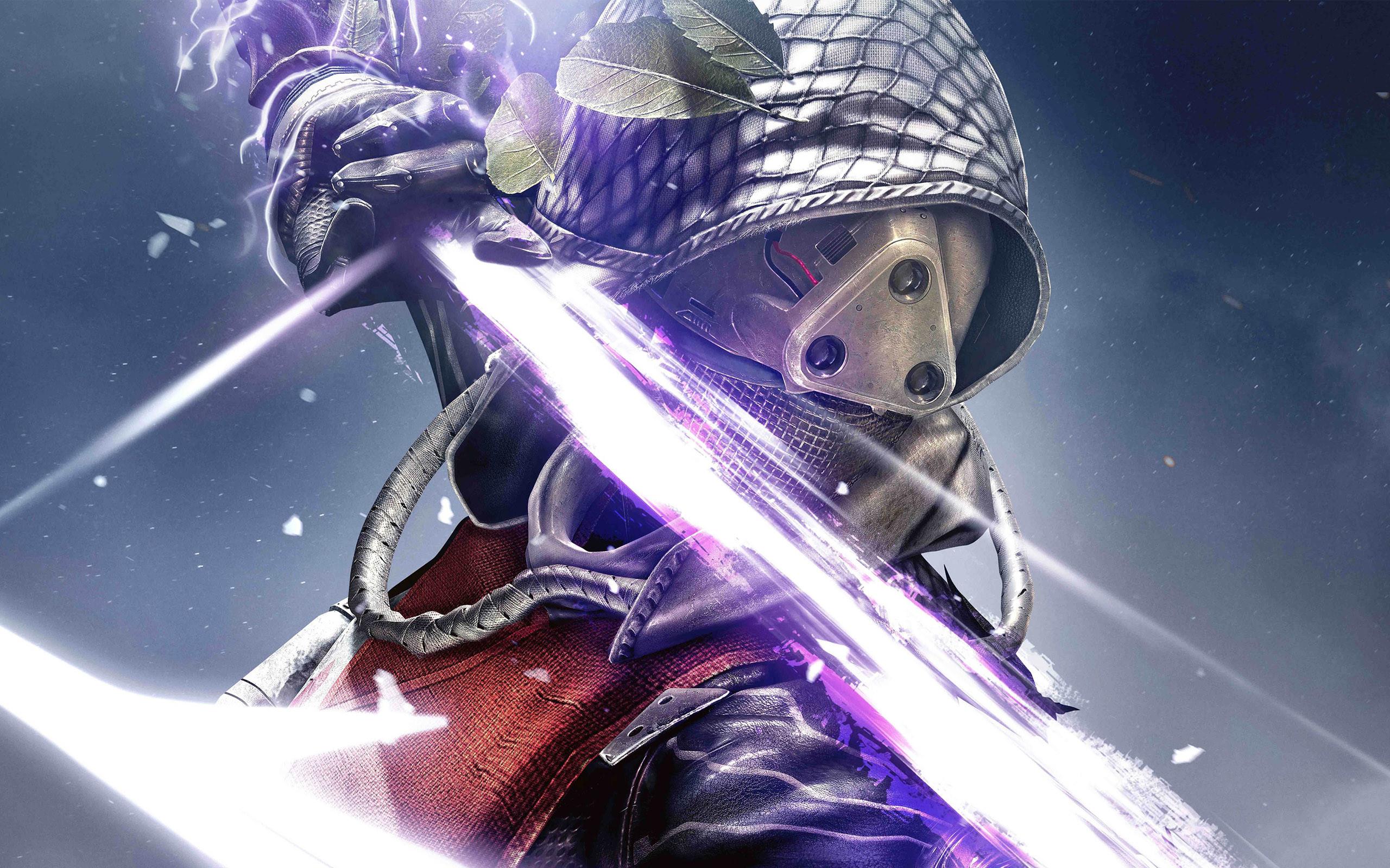 Destiny-The-Taken-King-Hunter-Character-Game-Sword-WallpapersByte-com-2560×1600.jpg  (2560×1600) | Cyberpunk | Pinterest | Wallpaper, Cyberpunk and …