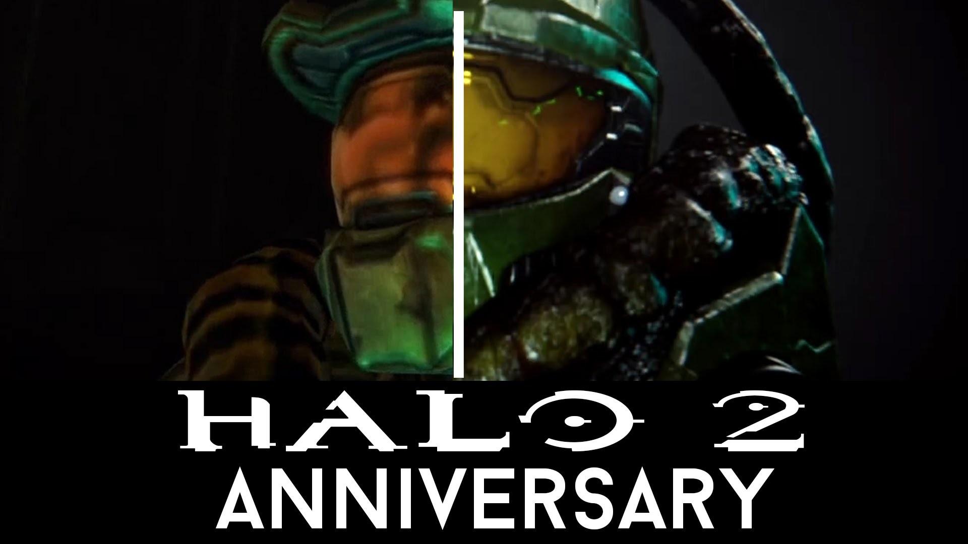 Halo 2 vs Halo 2 Anniversary Cinematics Comparison (Halo Master Chief  Collection) – YouTube