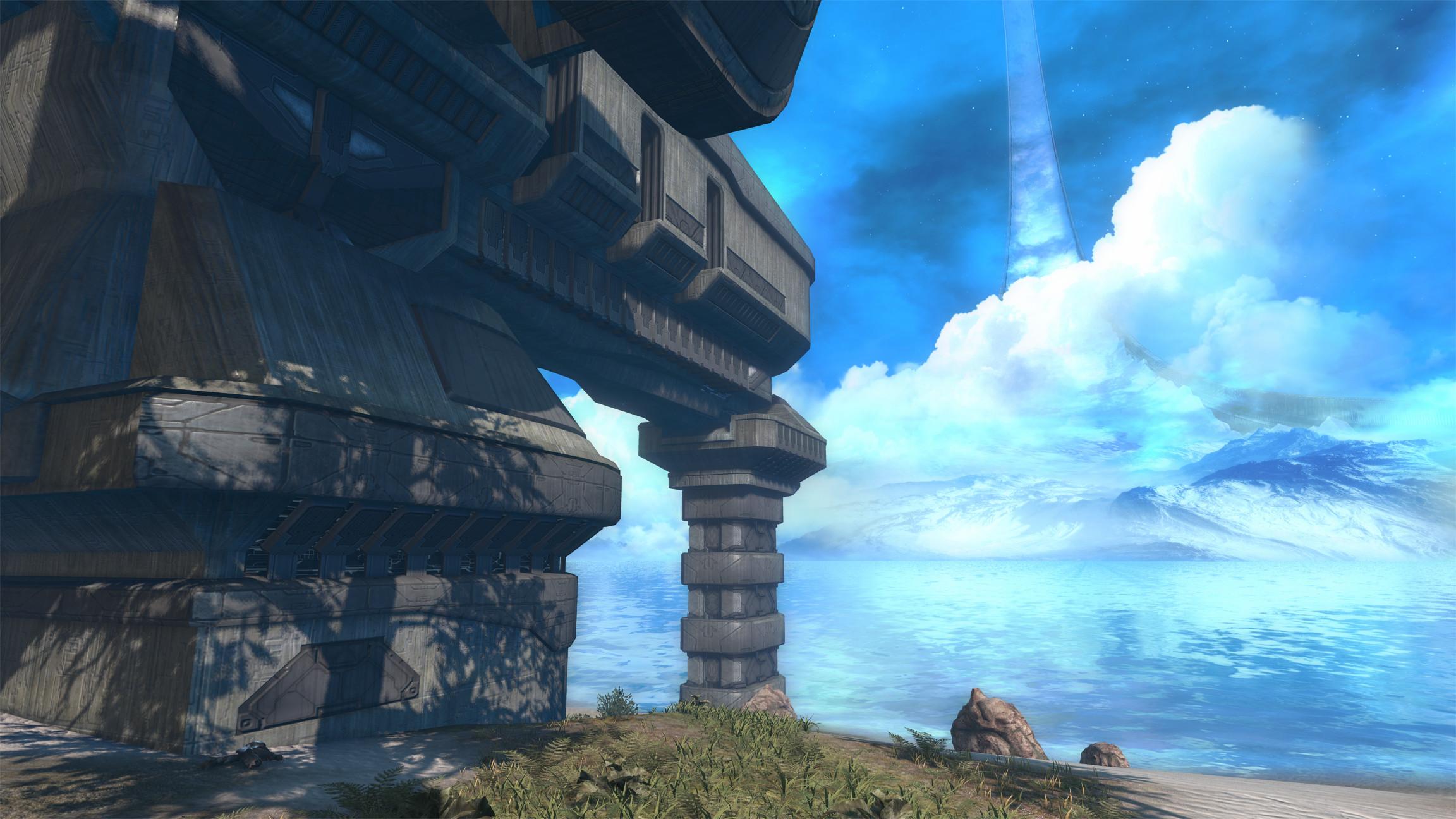 Halo Halo Combat Evolved Anniversary · HD Wallpaper | Background ID:139627