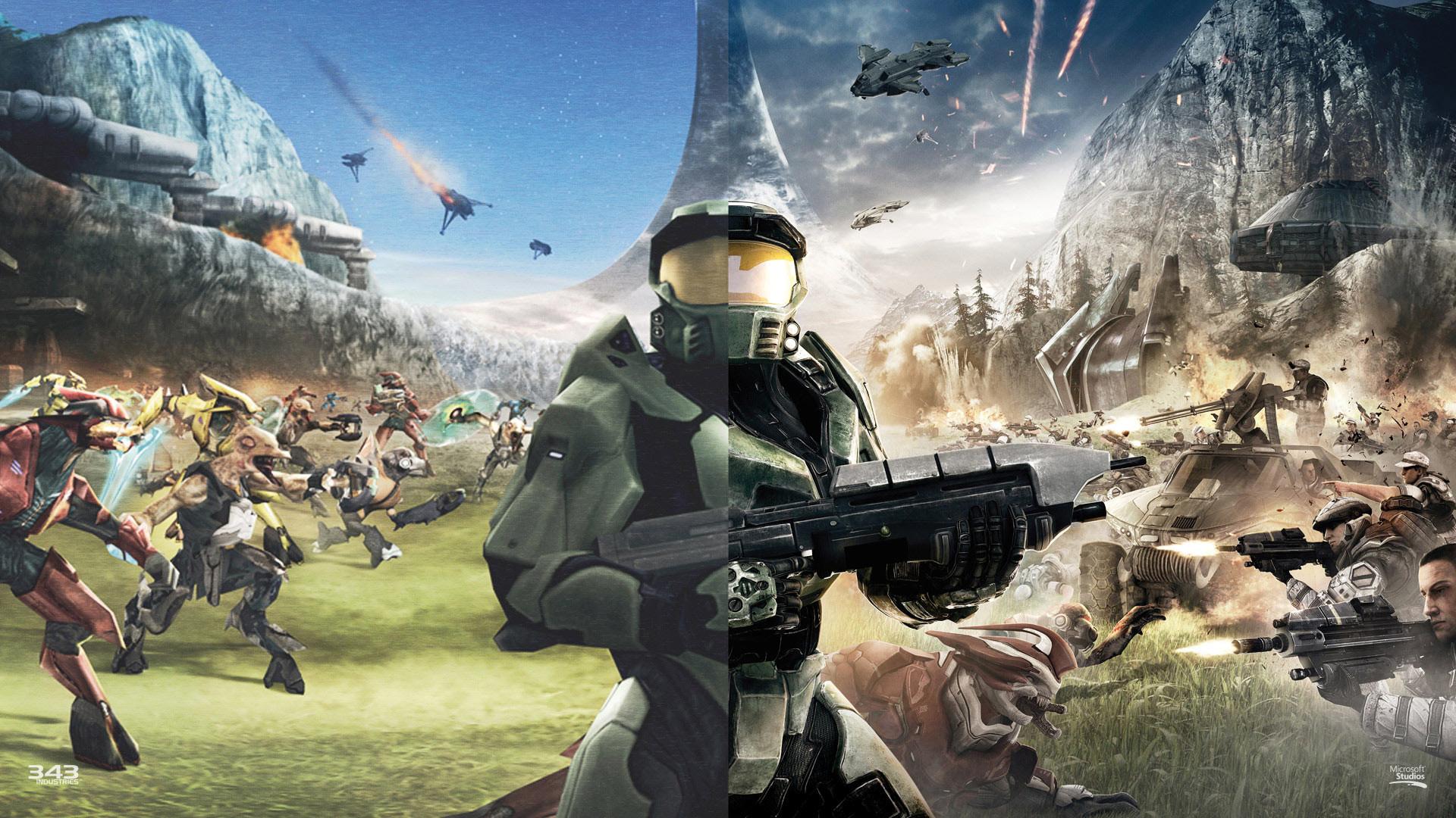Halo Anniversary Wallpaper HD