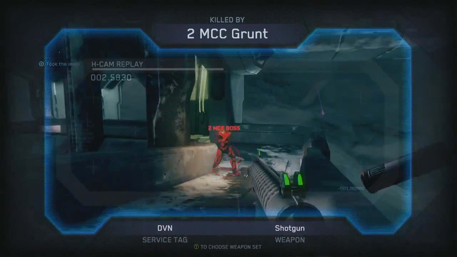 Halo 2 Anniversary Kill Cam
