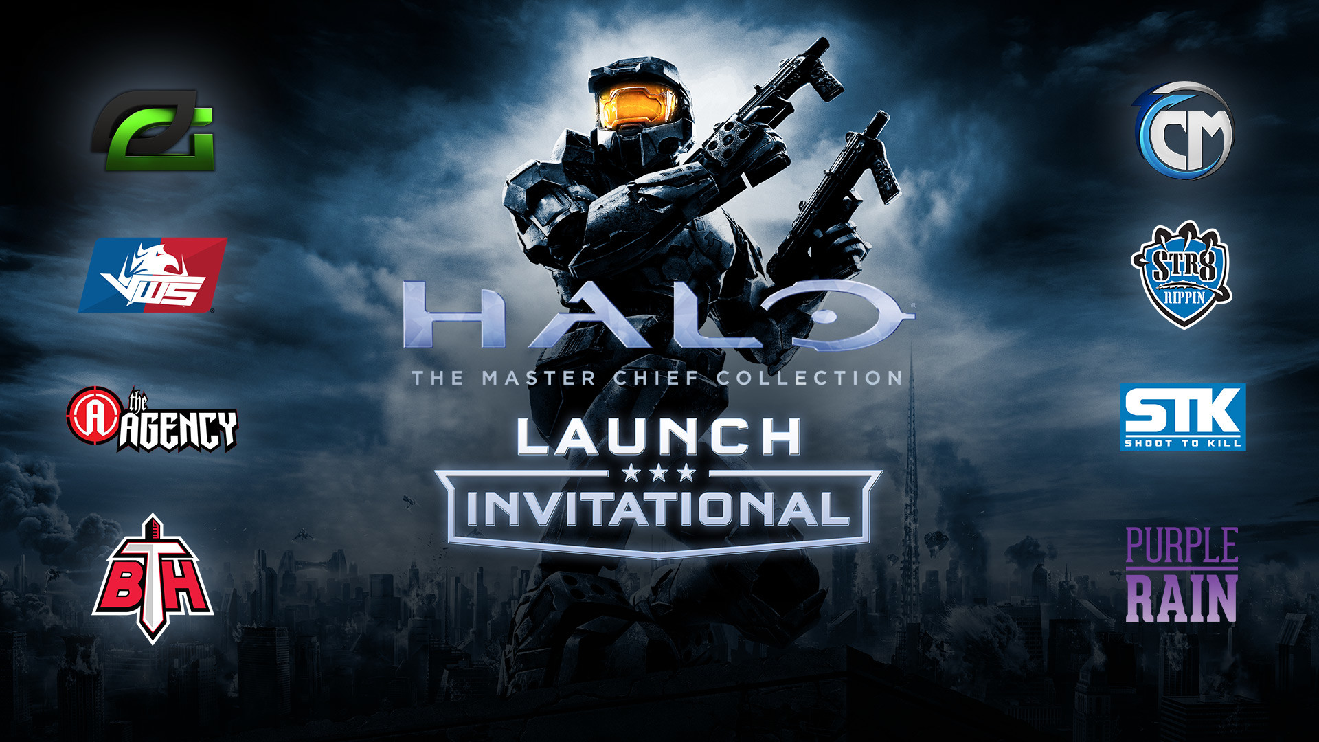 Launch Invitational Wallpapers   Halo: The Master Chief Collection   Halo –  Official Site