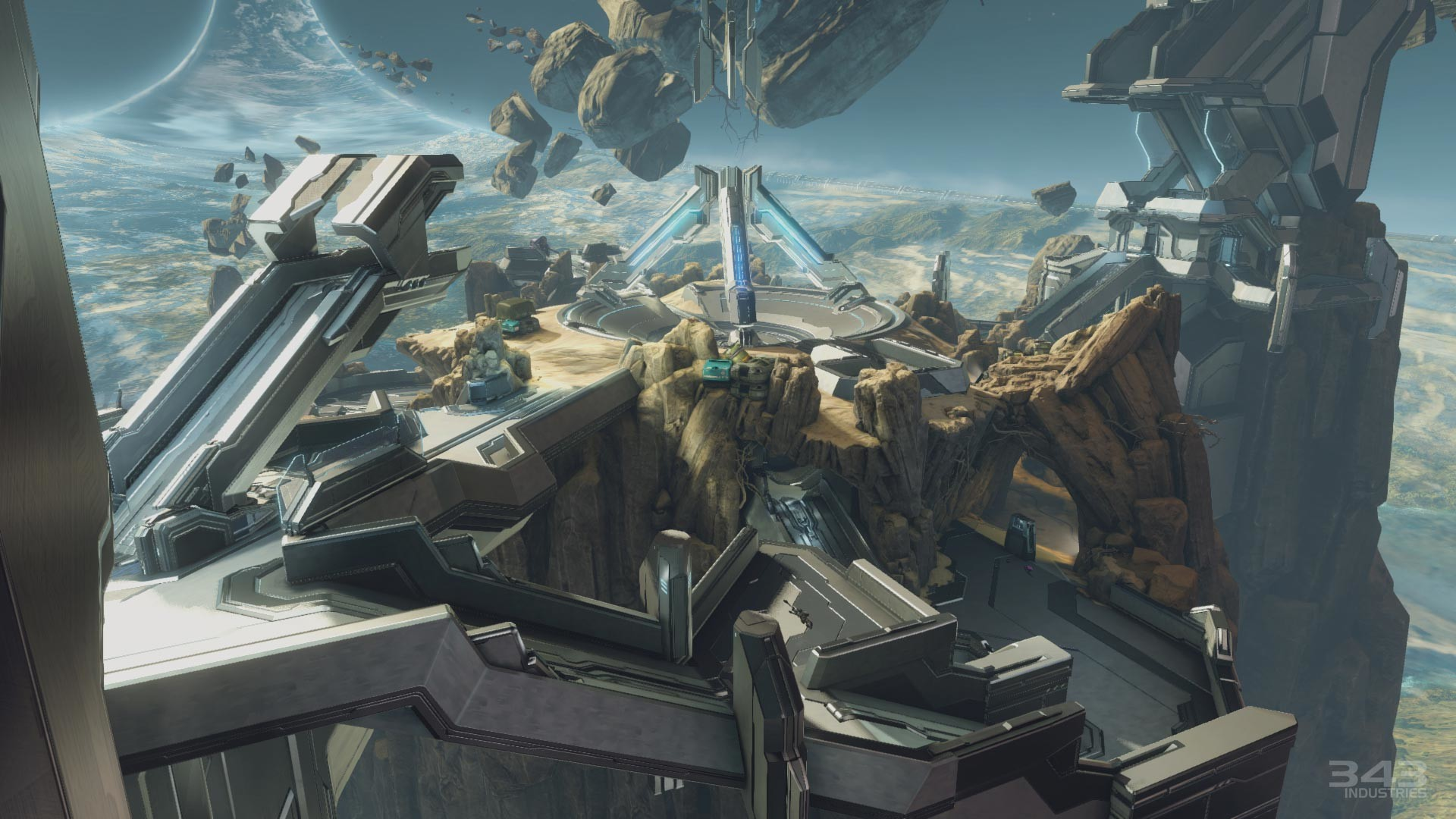 Zenith, remake of Ascension. Dynamic Feature: Terminal Bubble Shield. Halo 2:  Anniversary Game Types