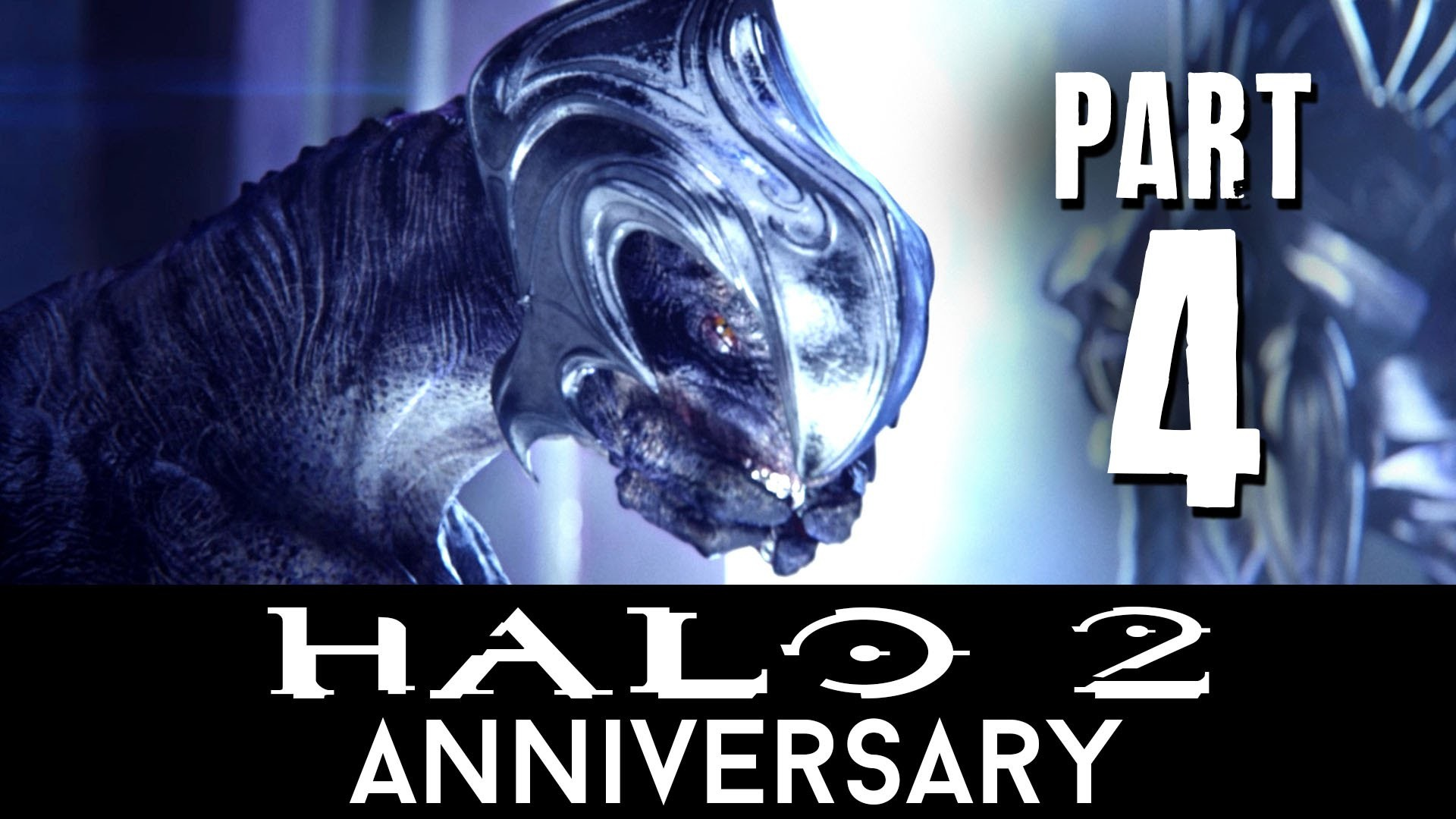 Halo 2 Anniversary Walkthrough Part 4 – ARBITER (Mission 6) Master Chief  Collection – 60fps – YouTube