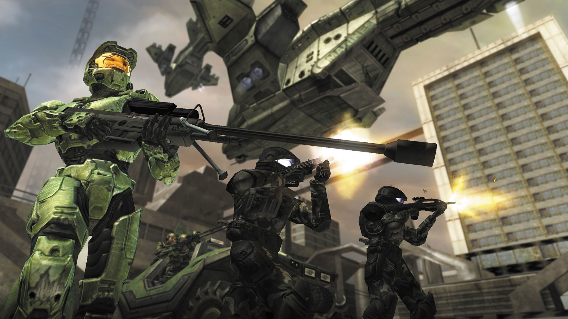 Halo 2 Media Gallery