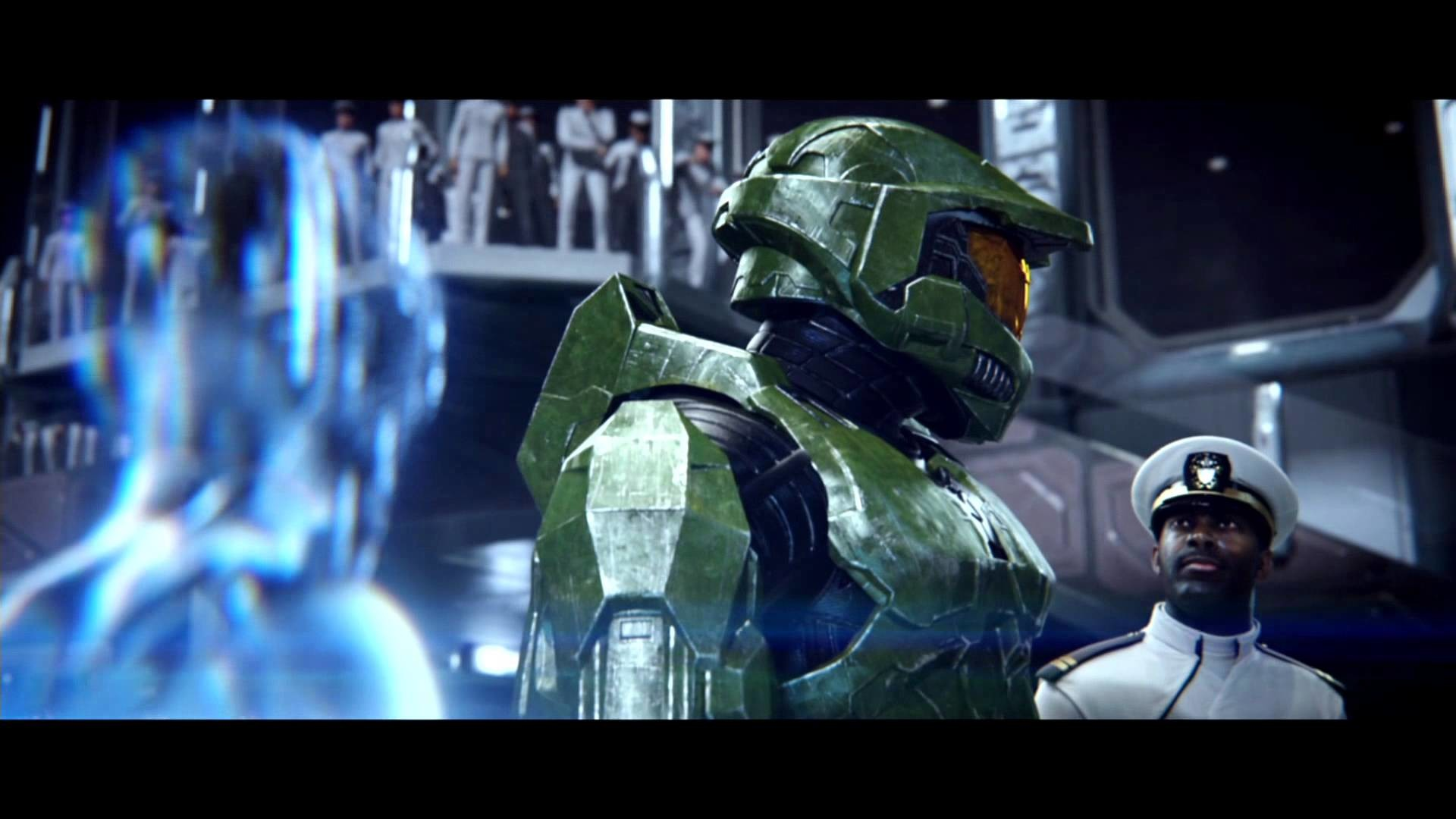 Halo 2 Anniversary (60FPS) – Intro and First Mission – Xbox One – Master  Chief Collection