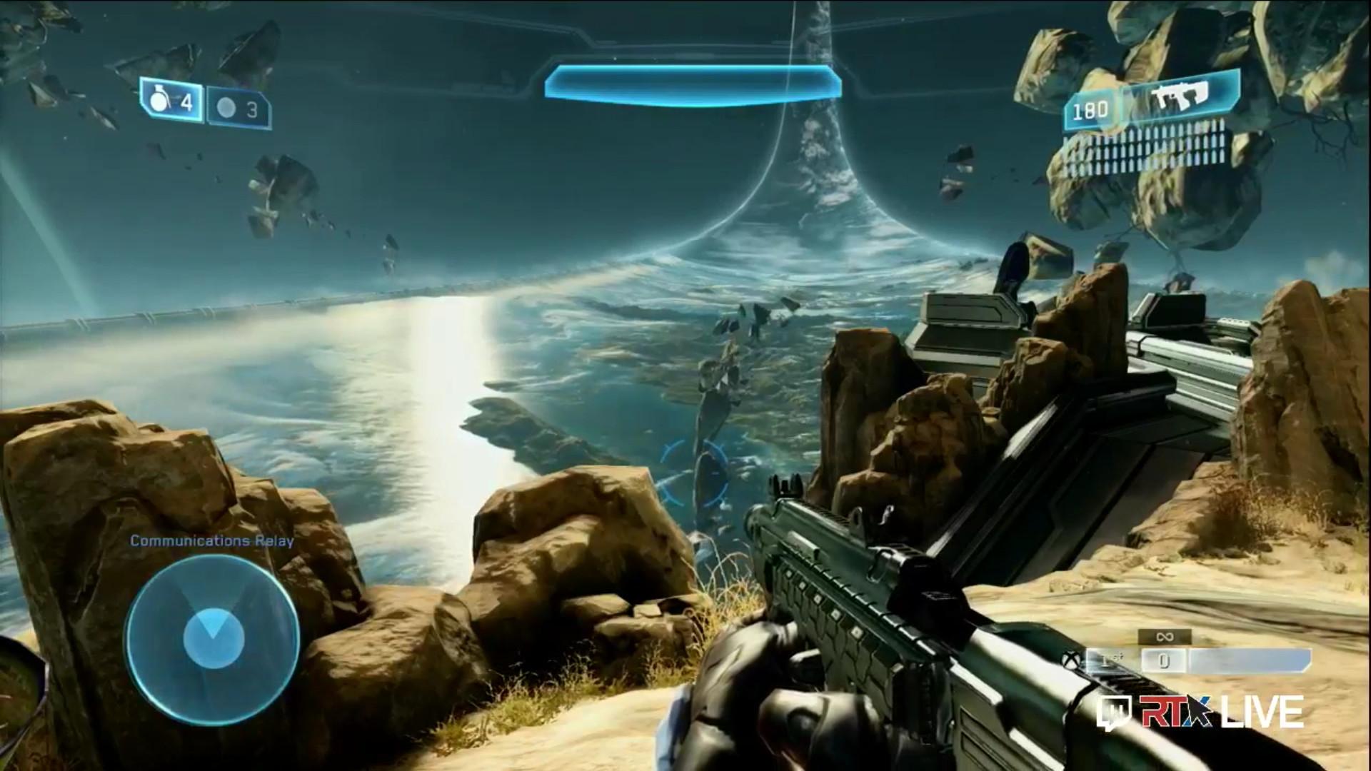 Halo 2 Anniversary Ascension RTX 2014