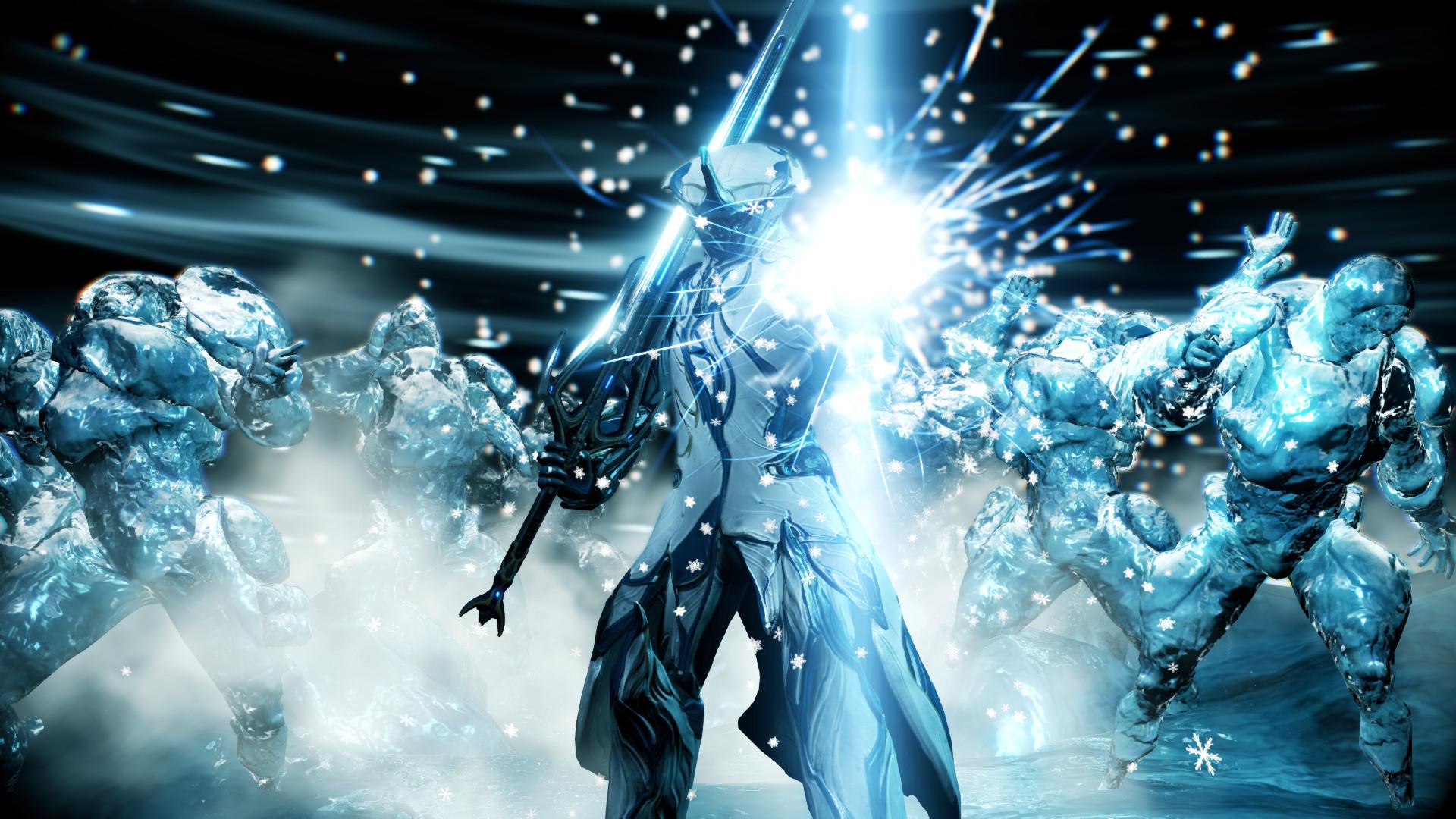 Warframe Wallpaper Frost Frost:
