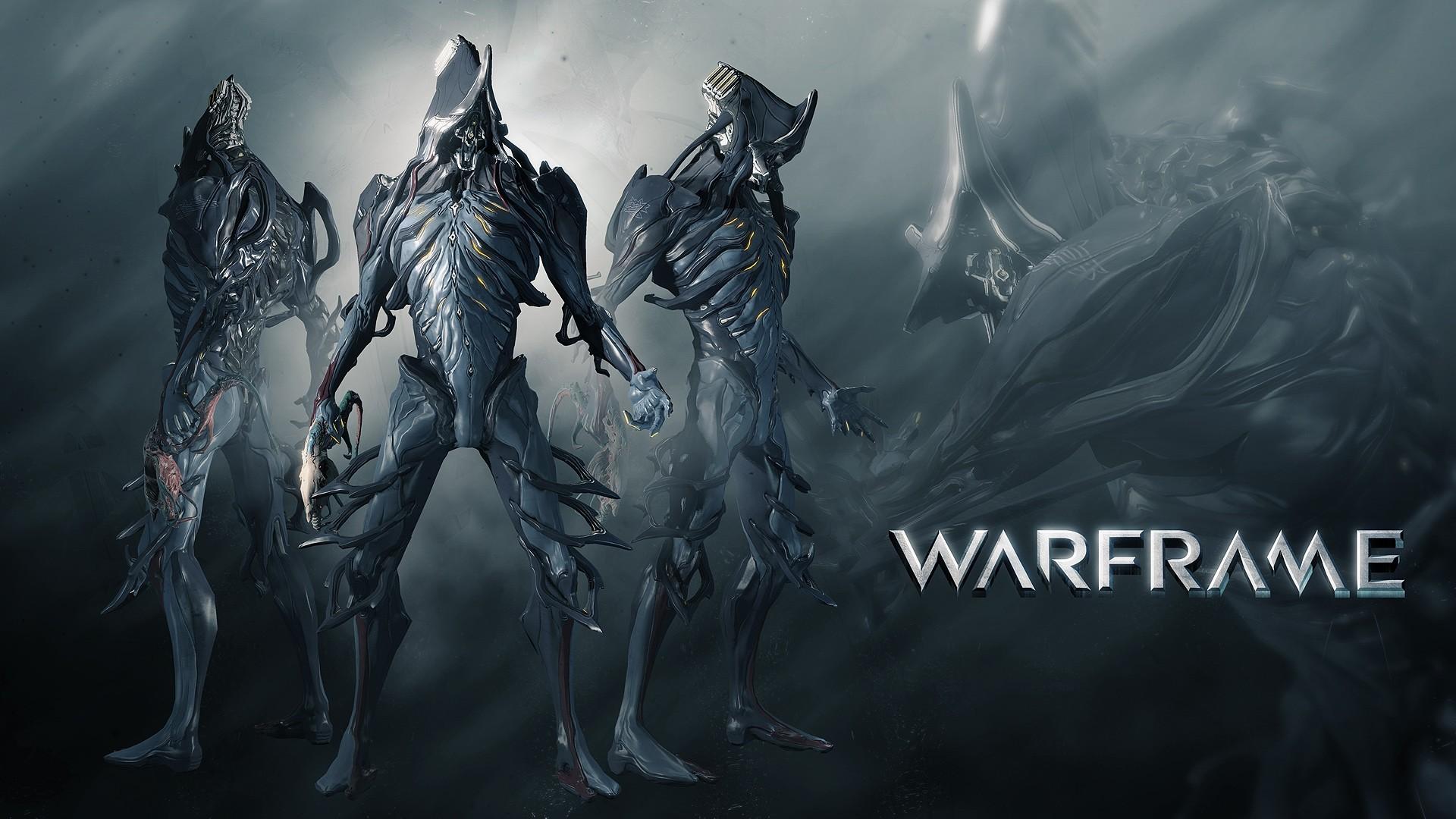 Nekros Warframe wallpaper x