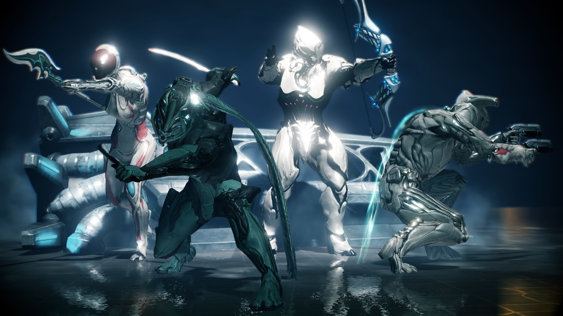 px Cool Warframe wallpaper by Linch Peacock for : TrunkWeed