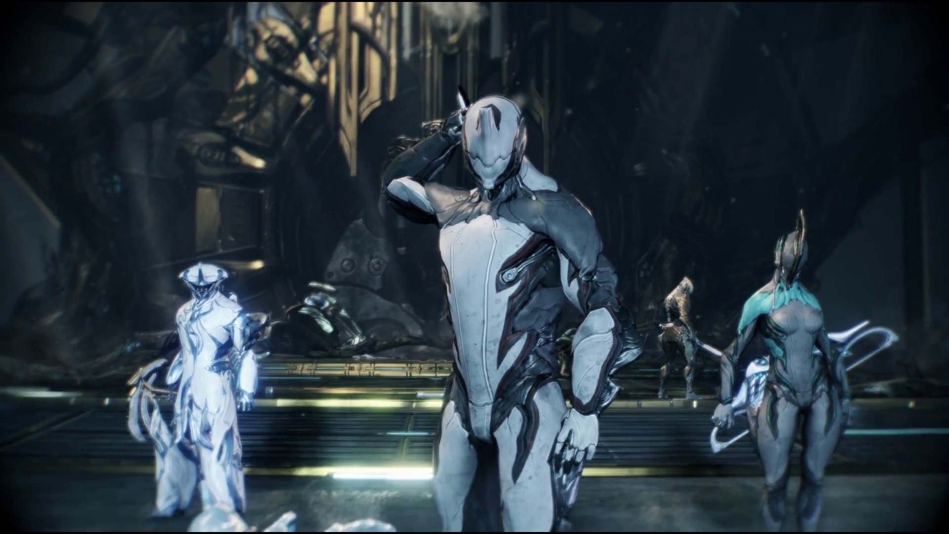 For the game itself, see WARFRAME.
