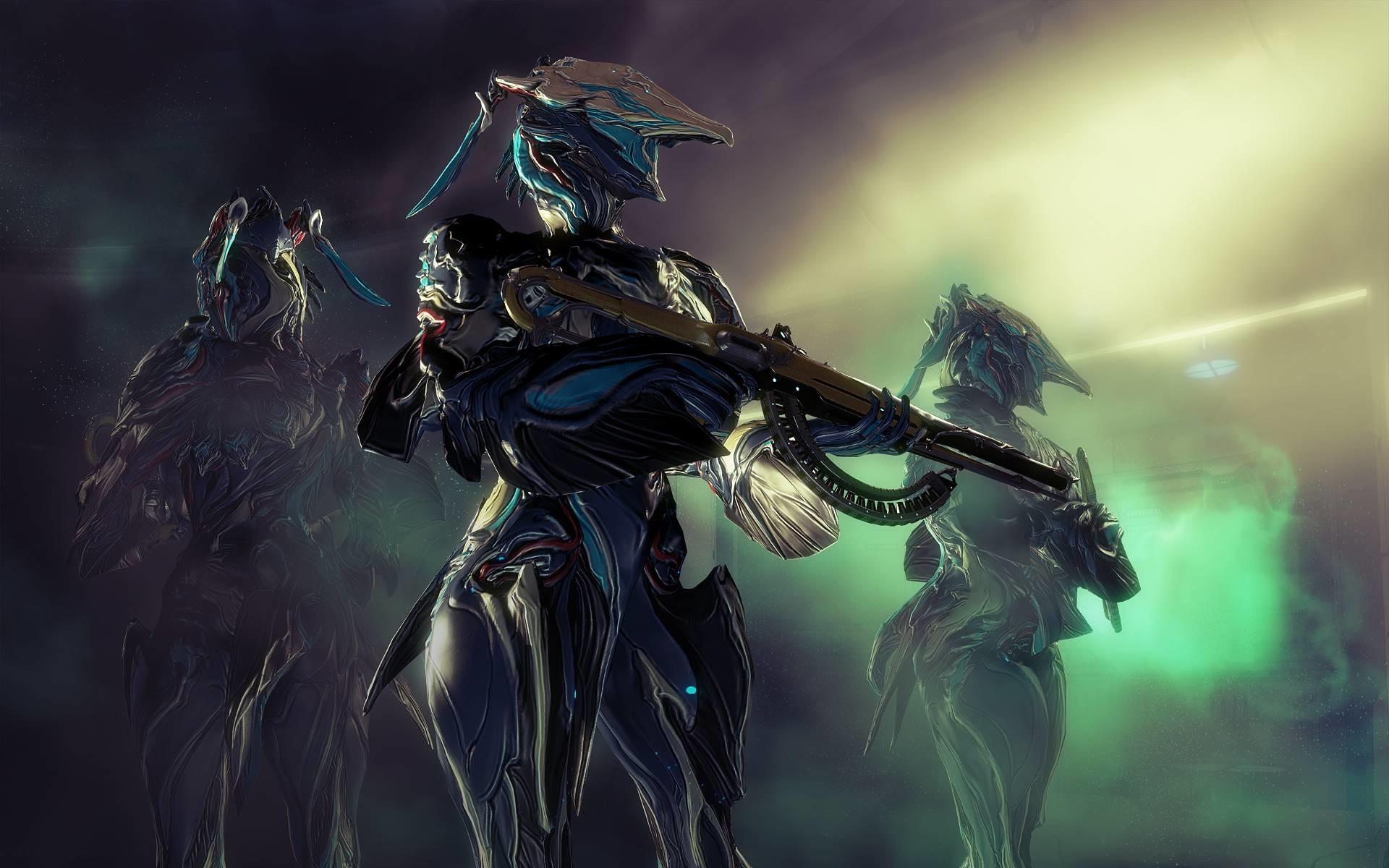 Warframe Loki Prime Wallpaper – WallpaperSafari