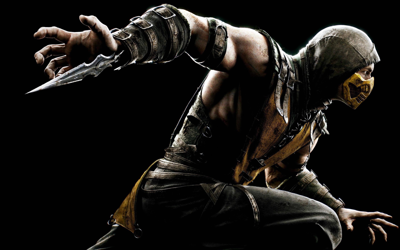 Mortal Kombat X Scorpion