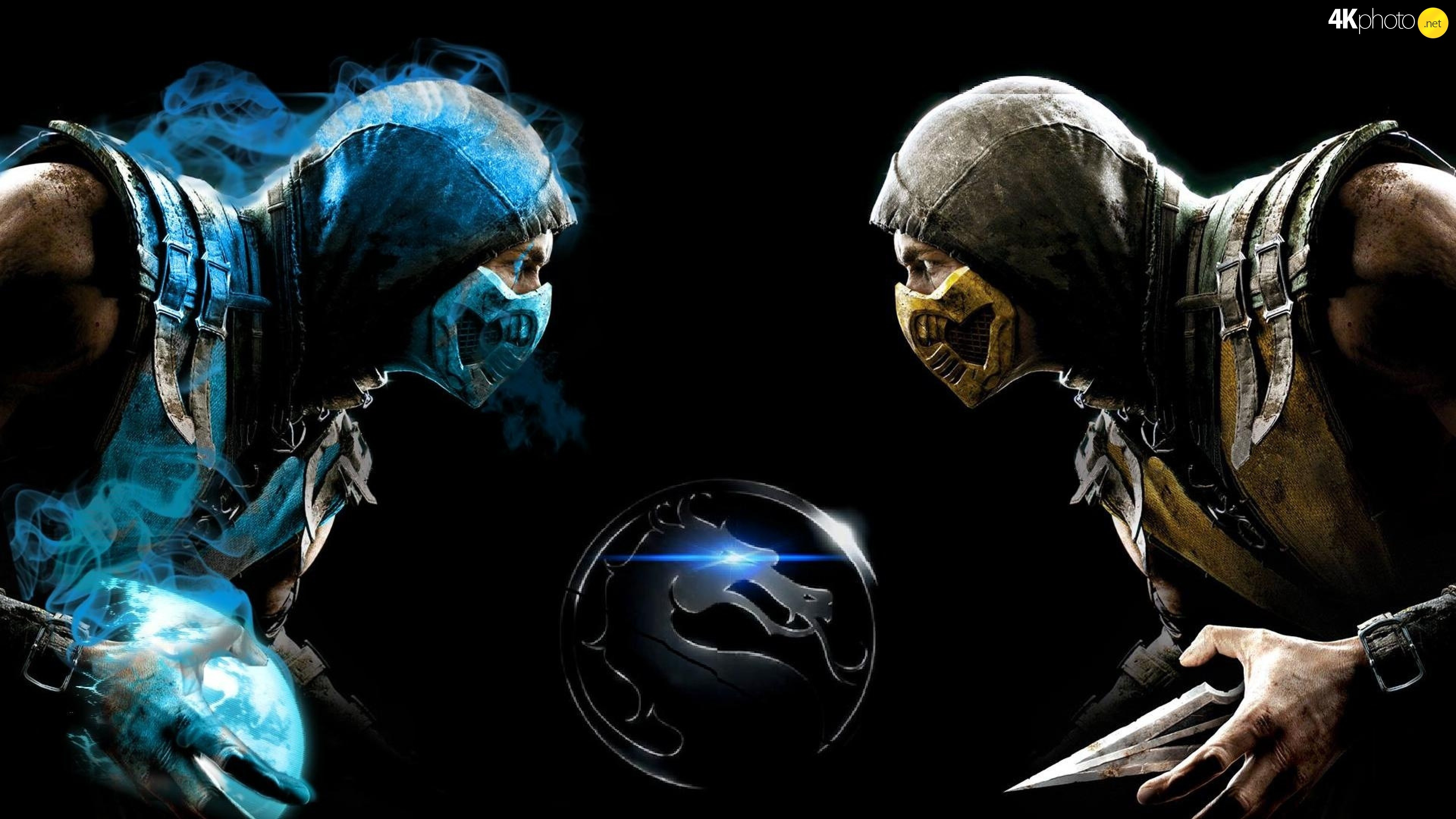 71 Mortal Kombat X Scorpion