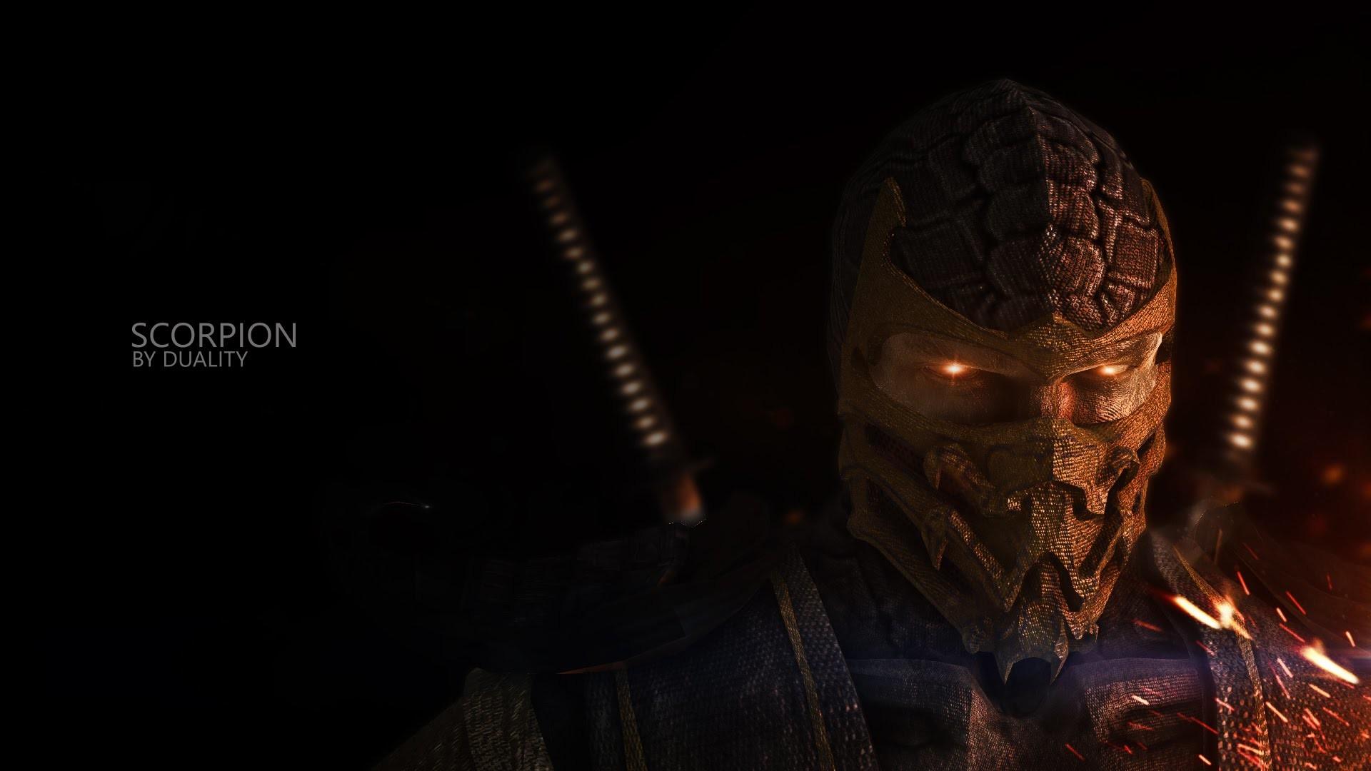 """""""SCORPION"""" Mortal Kombat Edit By Duality (WALLPAPER IN DESC) – YouTube"""
