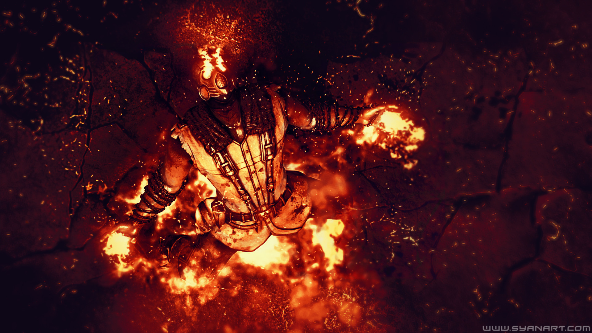One of the best things with Mortal Kombat X graphics is that every cutscene  it's done in real-time, if you can run the game in 4K and inject a little  camera …