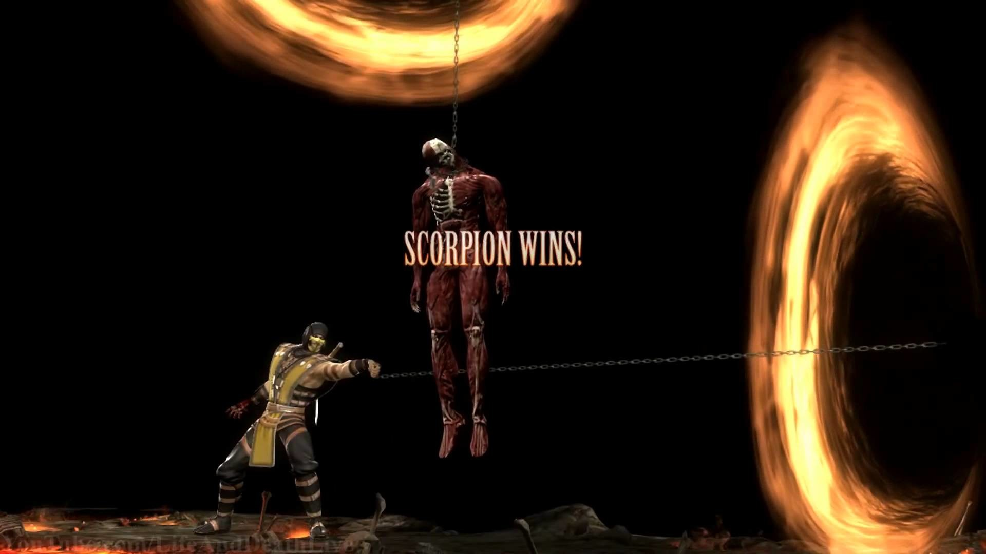 Mortal Kombat X – Scorpion Costume / Skin PC Mod *MK9 Komplete Edition*  (HD) – YouTube