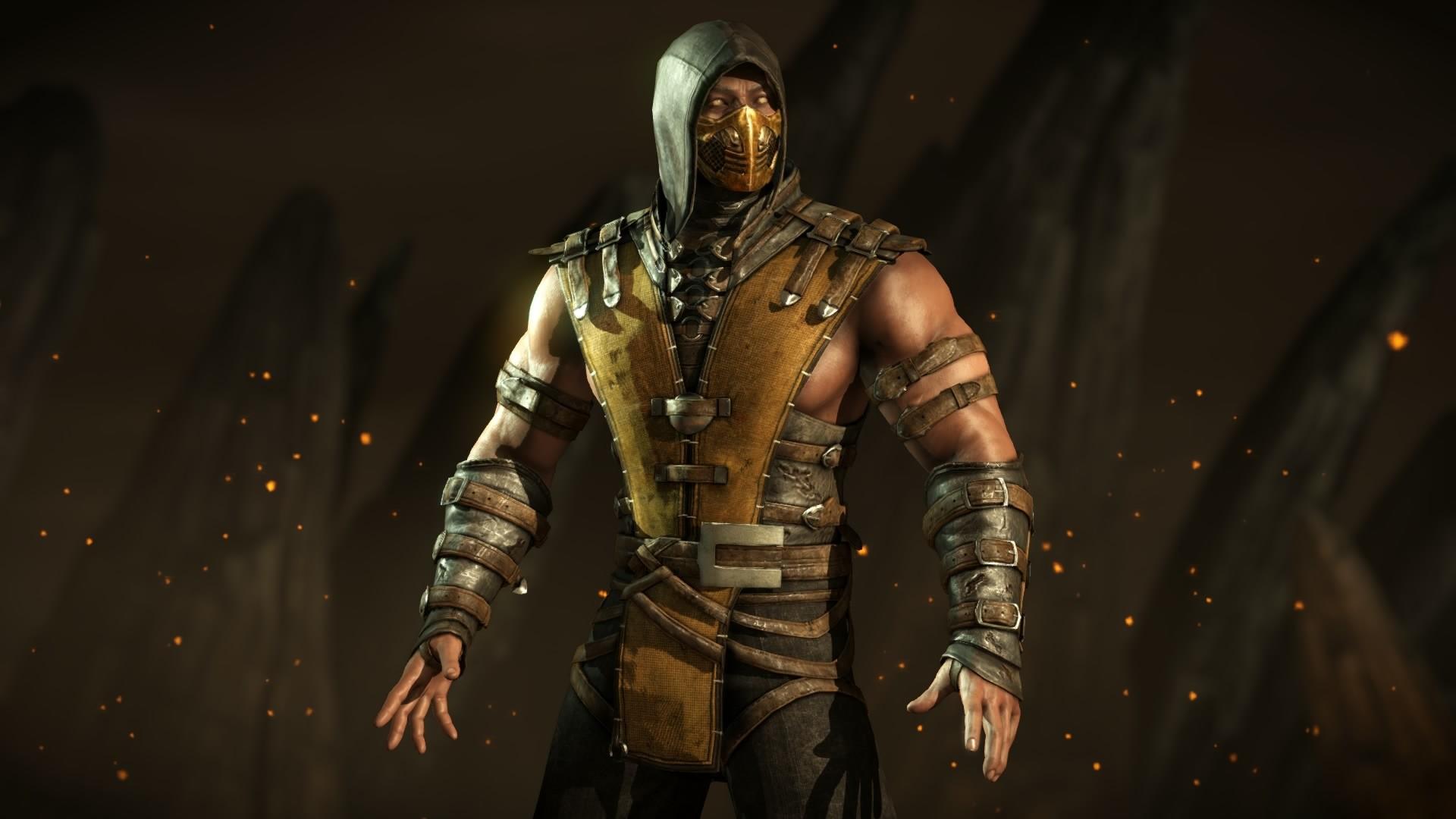 … Mortal Kombat X:Scorpion 01 by Kabukiart157