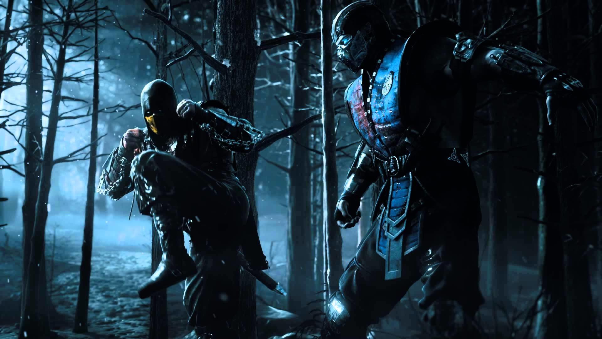 Mortal Kombat X wallpaper 12