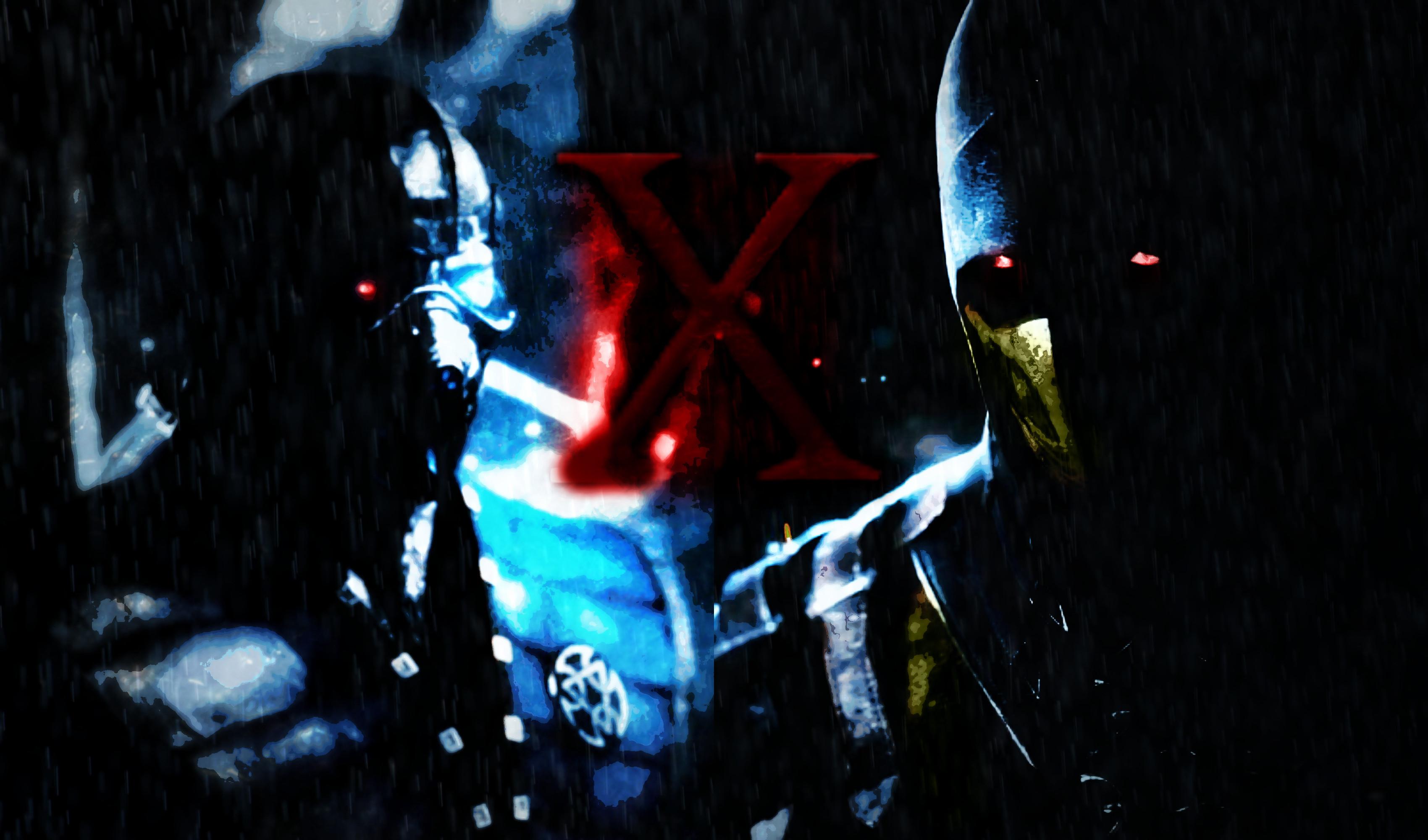 … Mortal Kombat X: Sub Zero V. Scorpion (Wallpaper) by TheDarkRinnegan