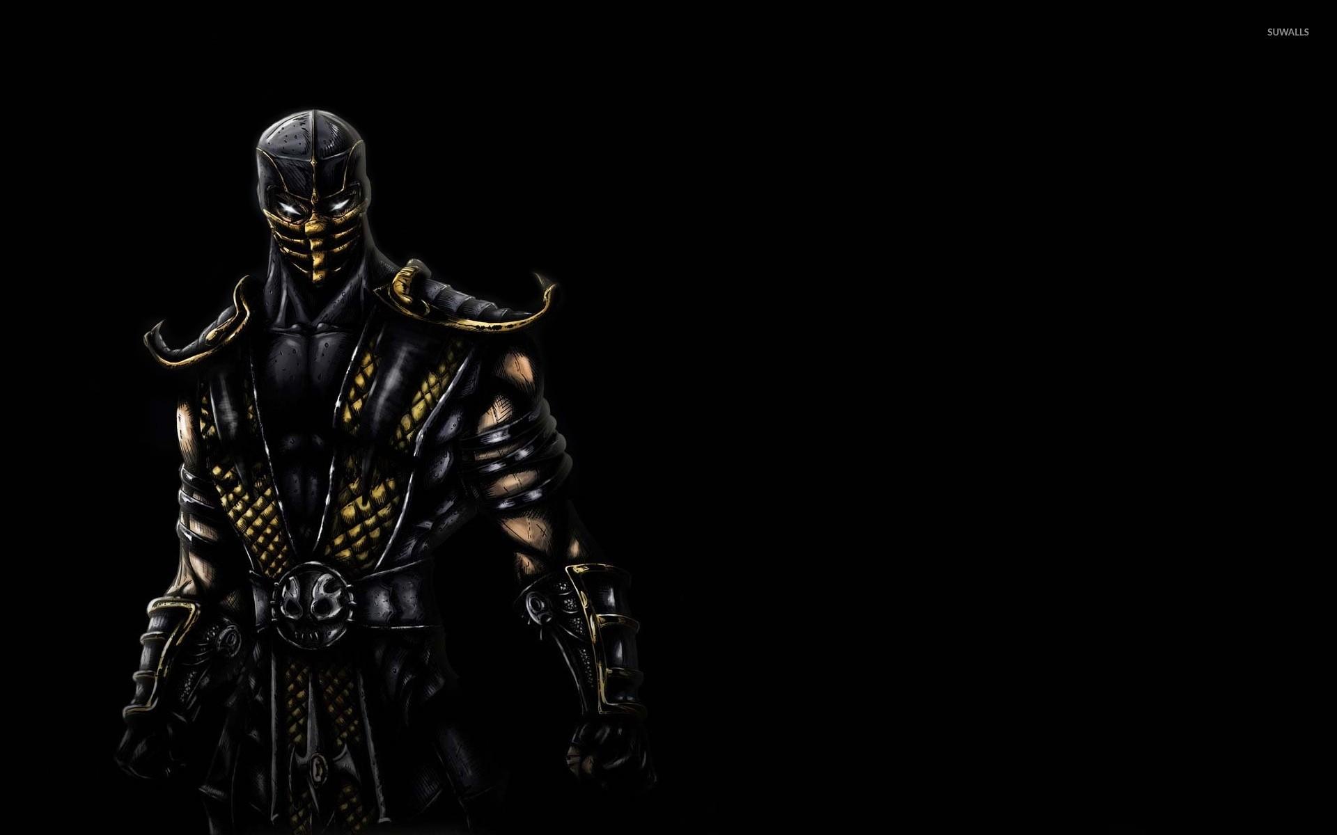 Scorpion – Mortal Kombat [2] wallpaper jpg
