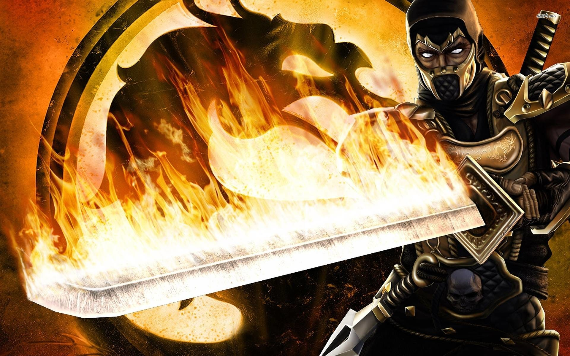 Mortal Kombat Scorpion Wallpapers – Full HD wallpaper search