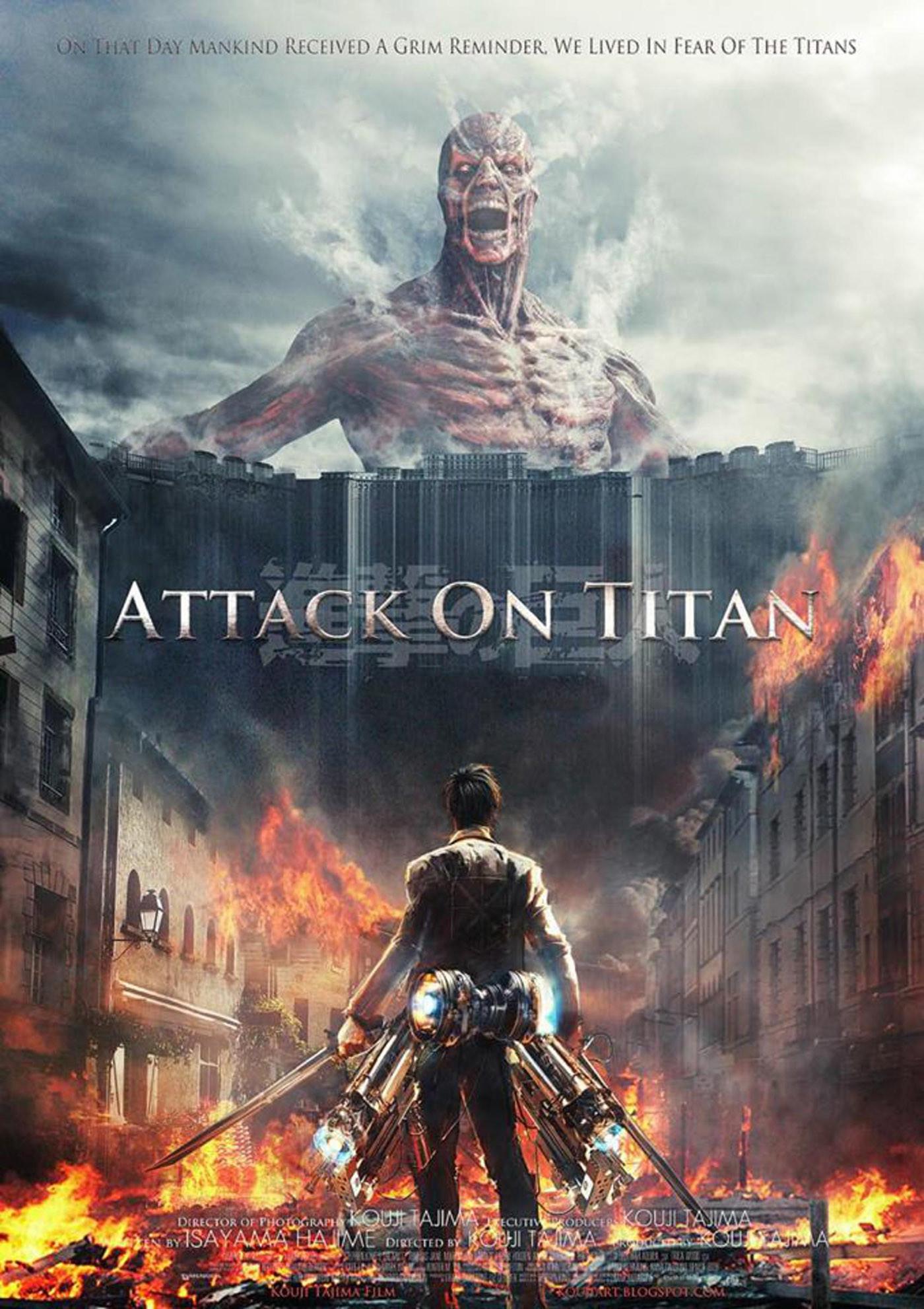 Attack on Titan Attack on Titan by Hajime Isayama 1400×1982