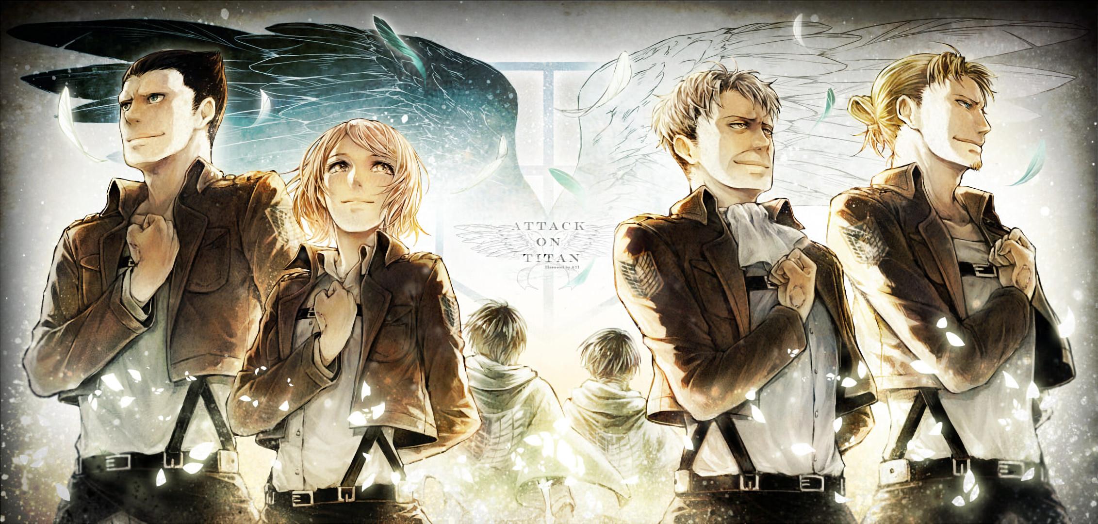HD Wallpaper | Background ID:804360. Anime Attack On Titan