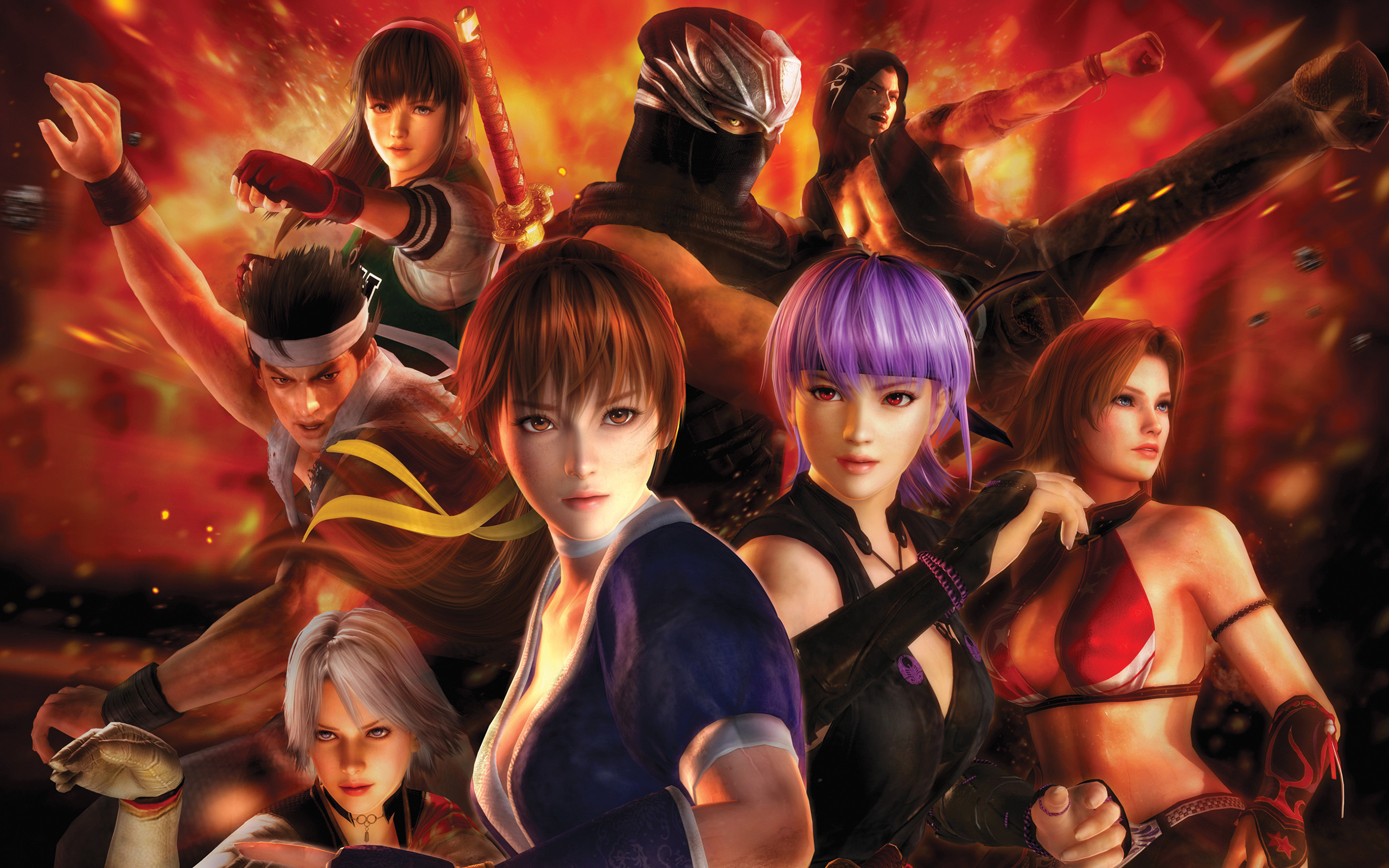 Dead Or Alive Wallpapers, New Dead Or Alive HD Widescreen Wallpapers