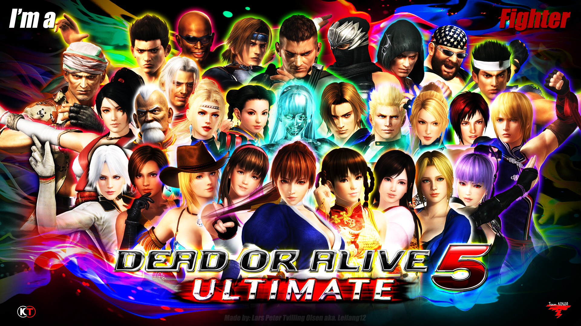 Dead or Alive Characters