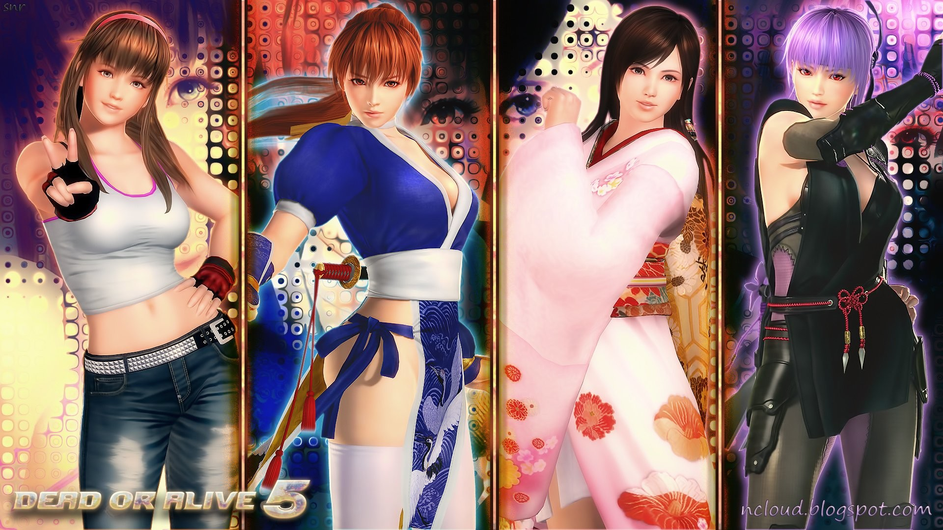 Dead Or Alive 5 603107