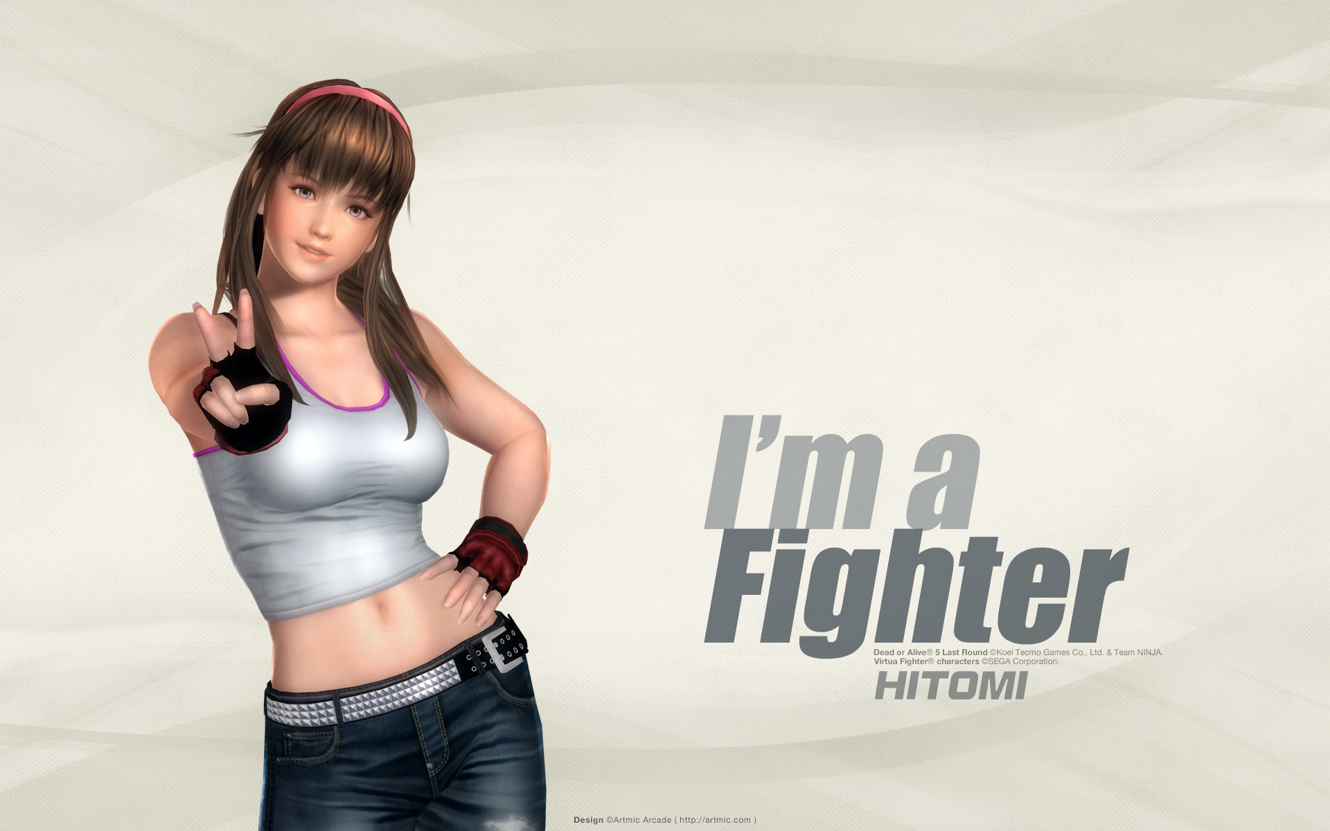 … Dead or Alive 5 Last Round Wallpapers Hitomi …